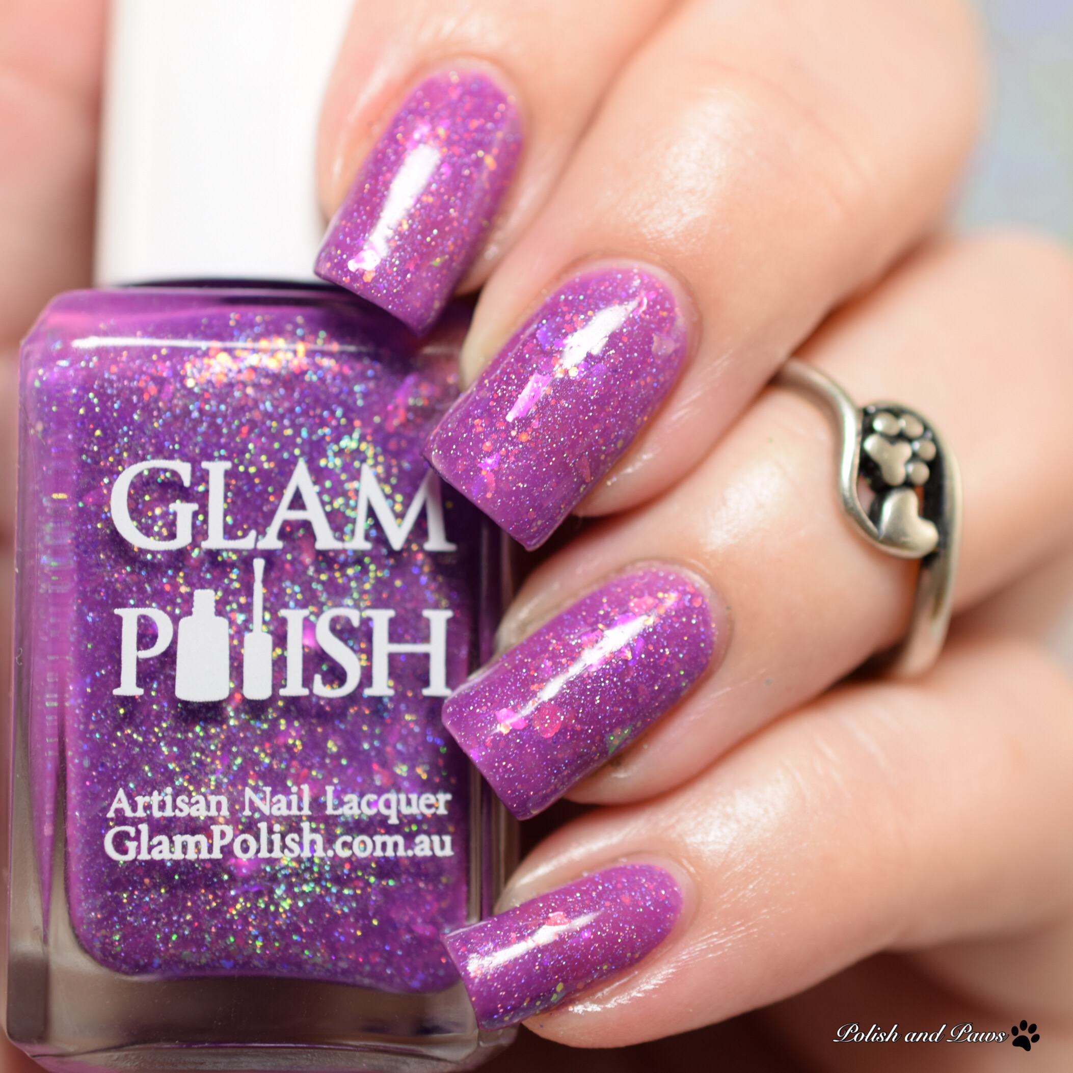 Glam Polish Twilight Princess