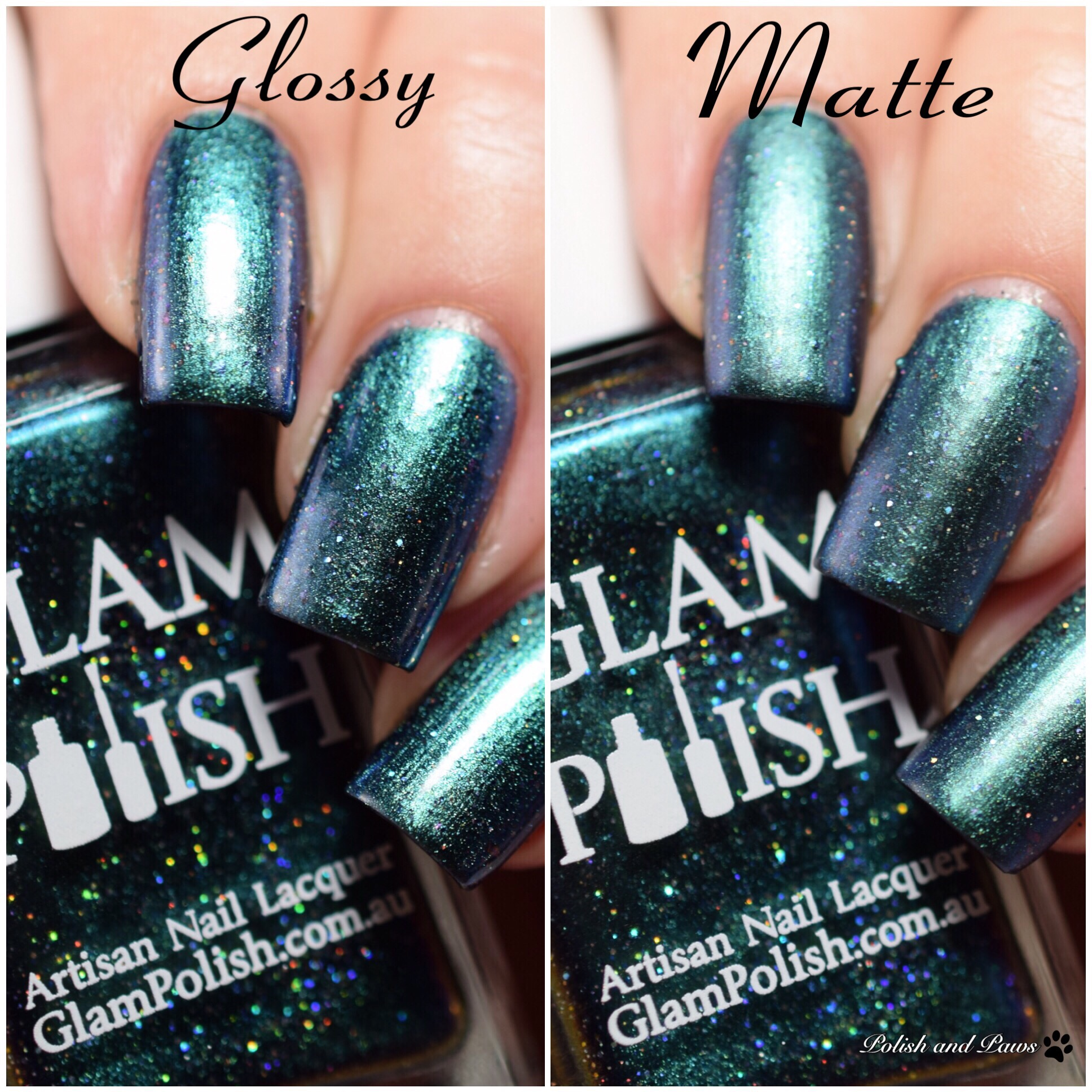 Glam Polish The Mountain and the Viper