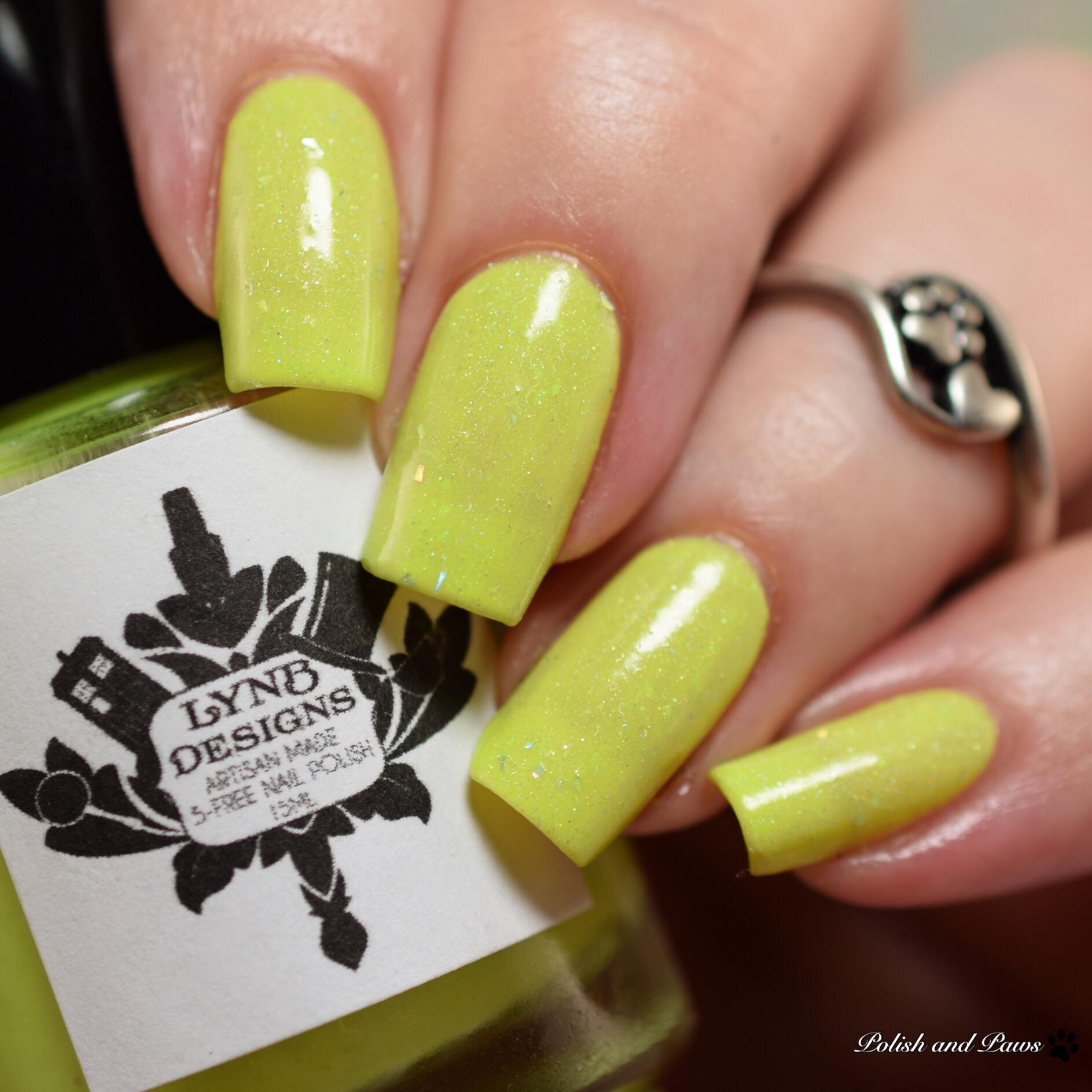 LynB Designs Searing Lemon