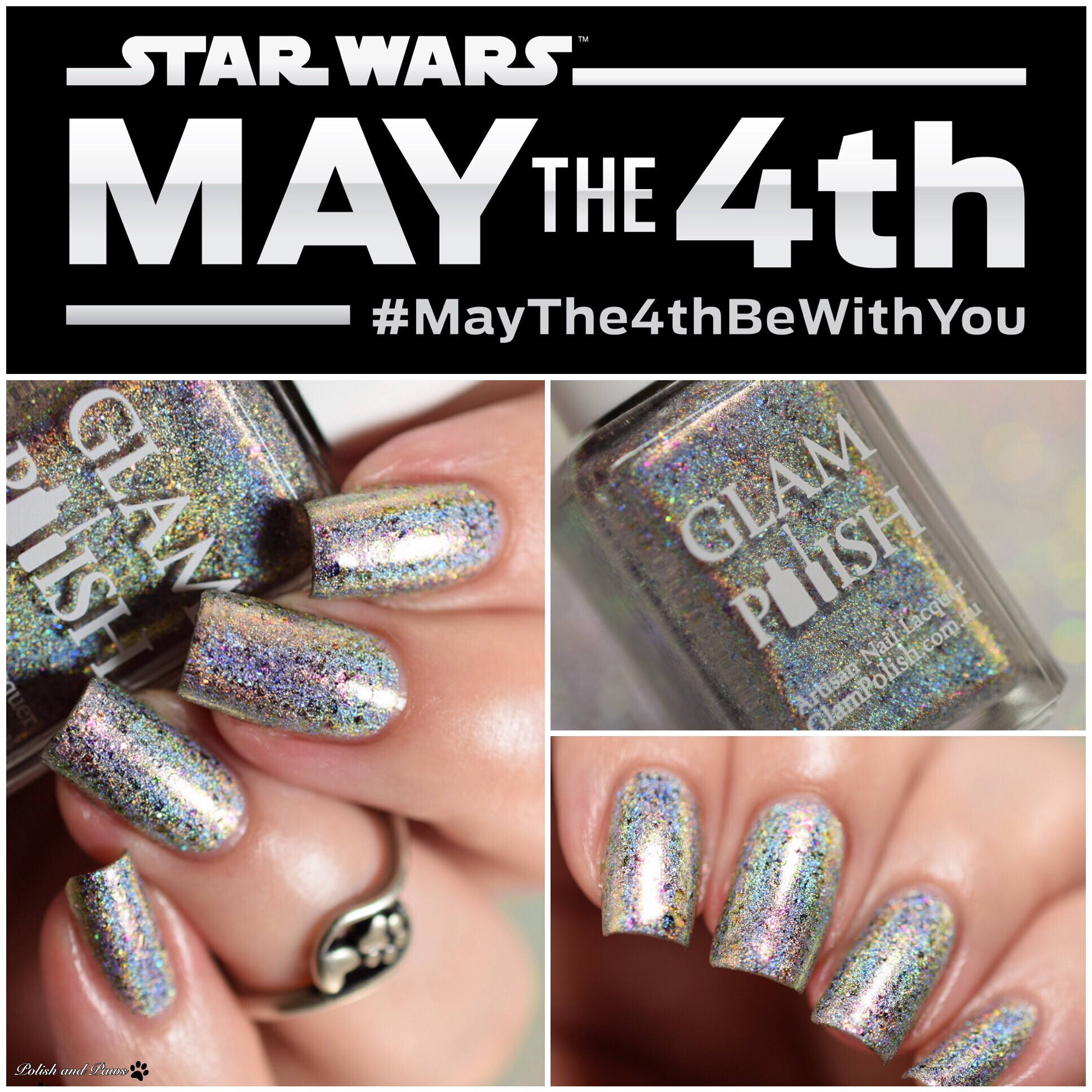 Glam Polish May the 4th be with You