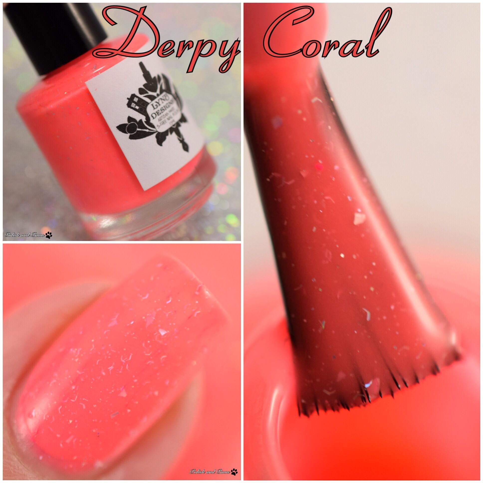LynB Designs Derpy Coral