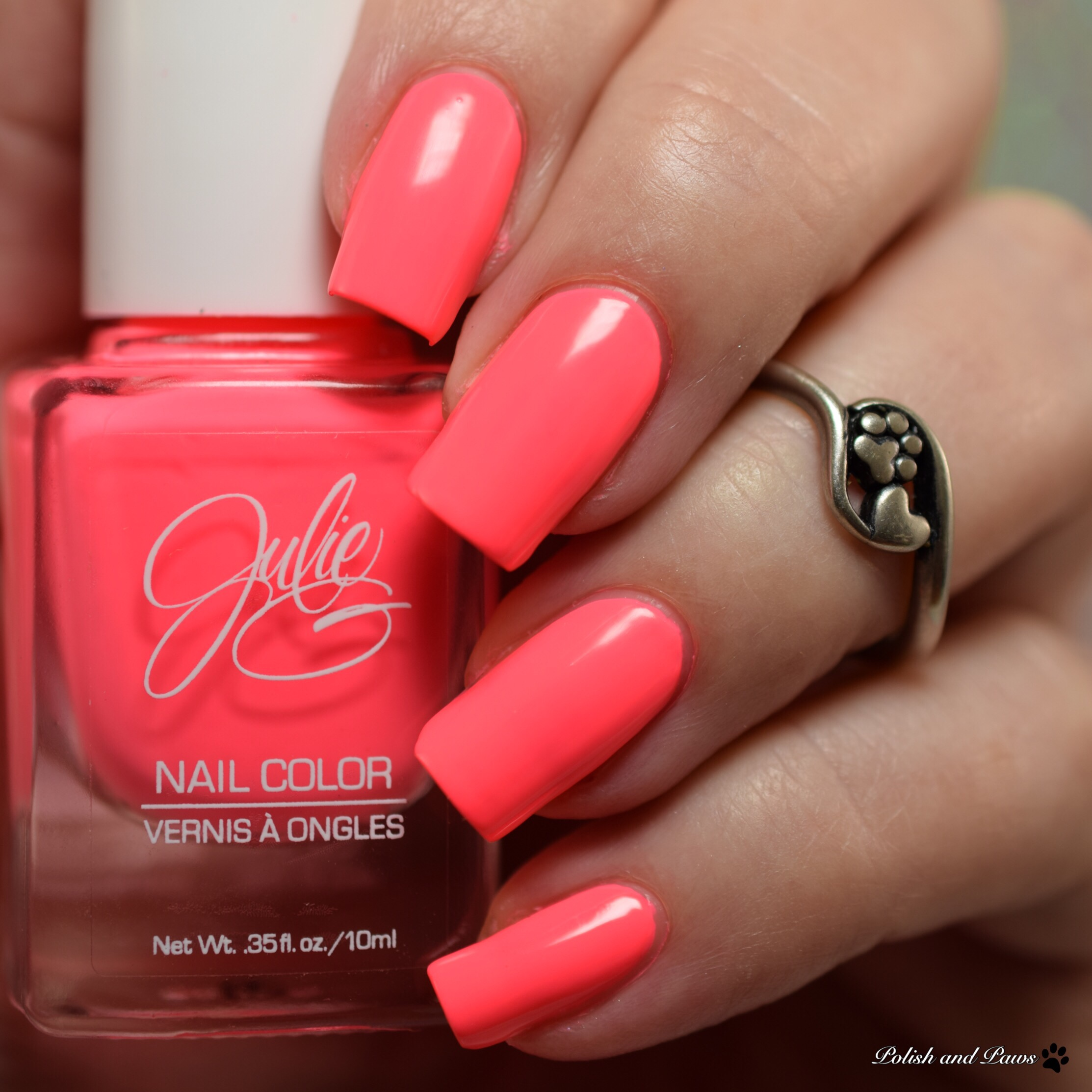 Julie G Spring 2017 Collection Trio #1 ~ Nail Art and Swatches ...