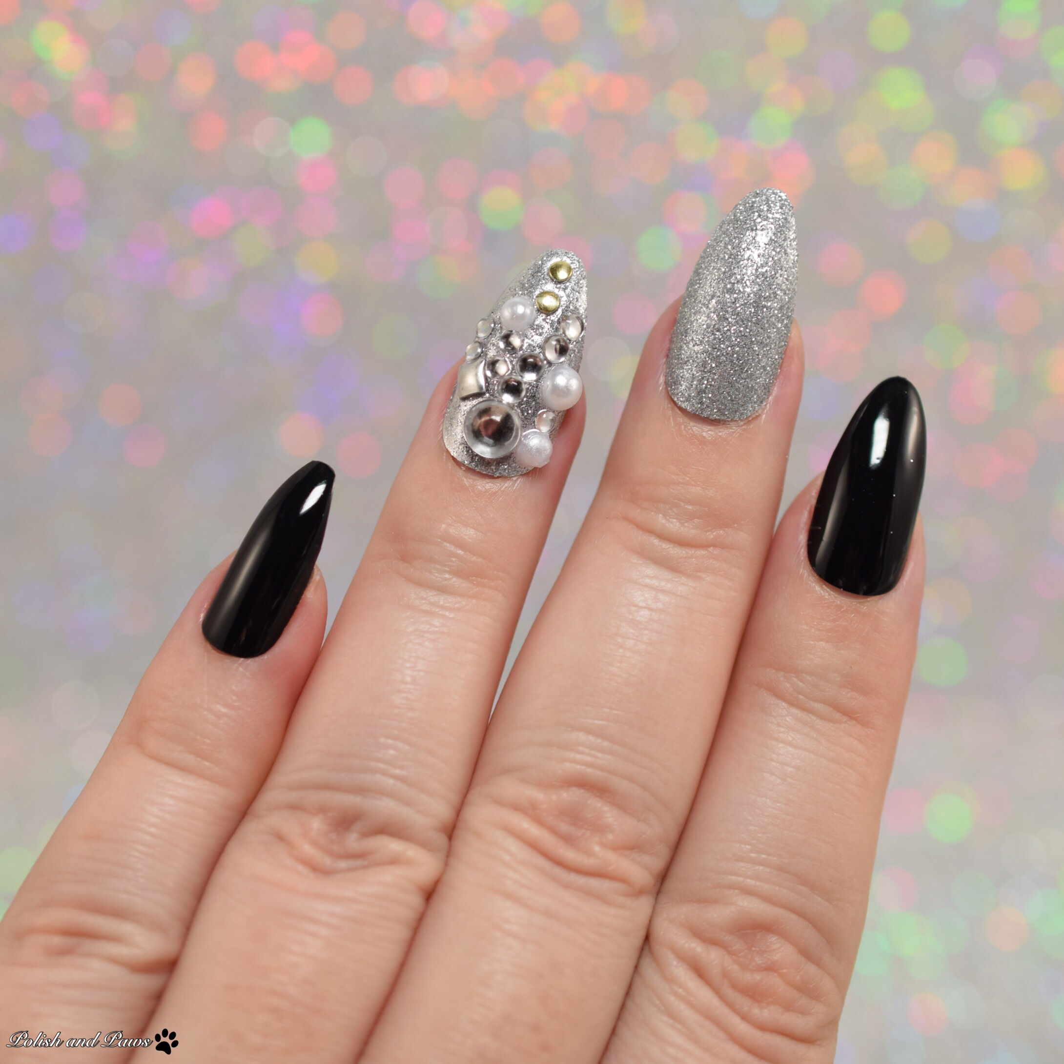 Pretty Woman NYC Designer Artificial Nails | Polish and Paws