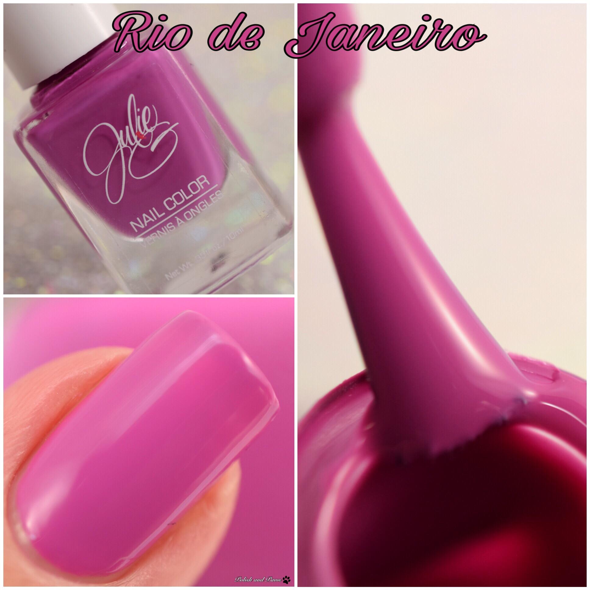 Julie G Rio de Janeiro