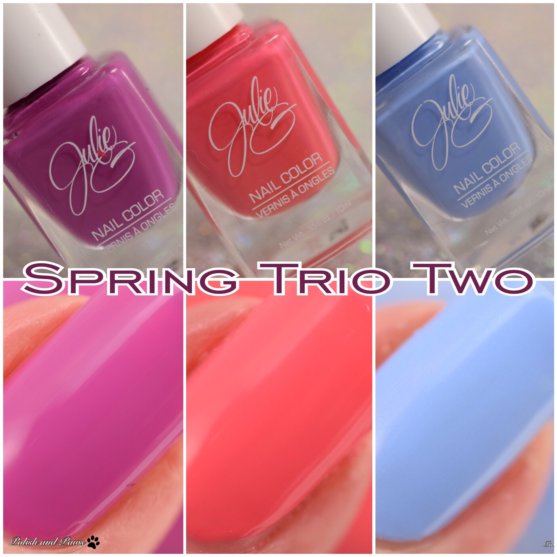 Julie G Spring Trio 2