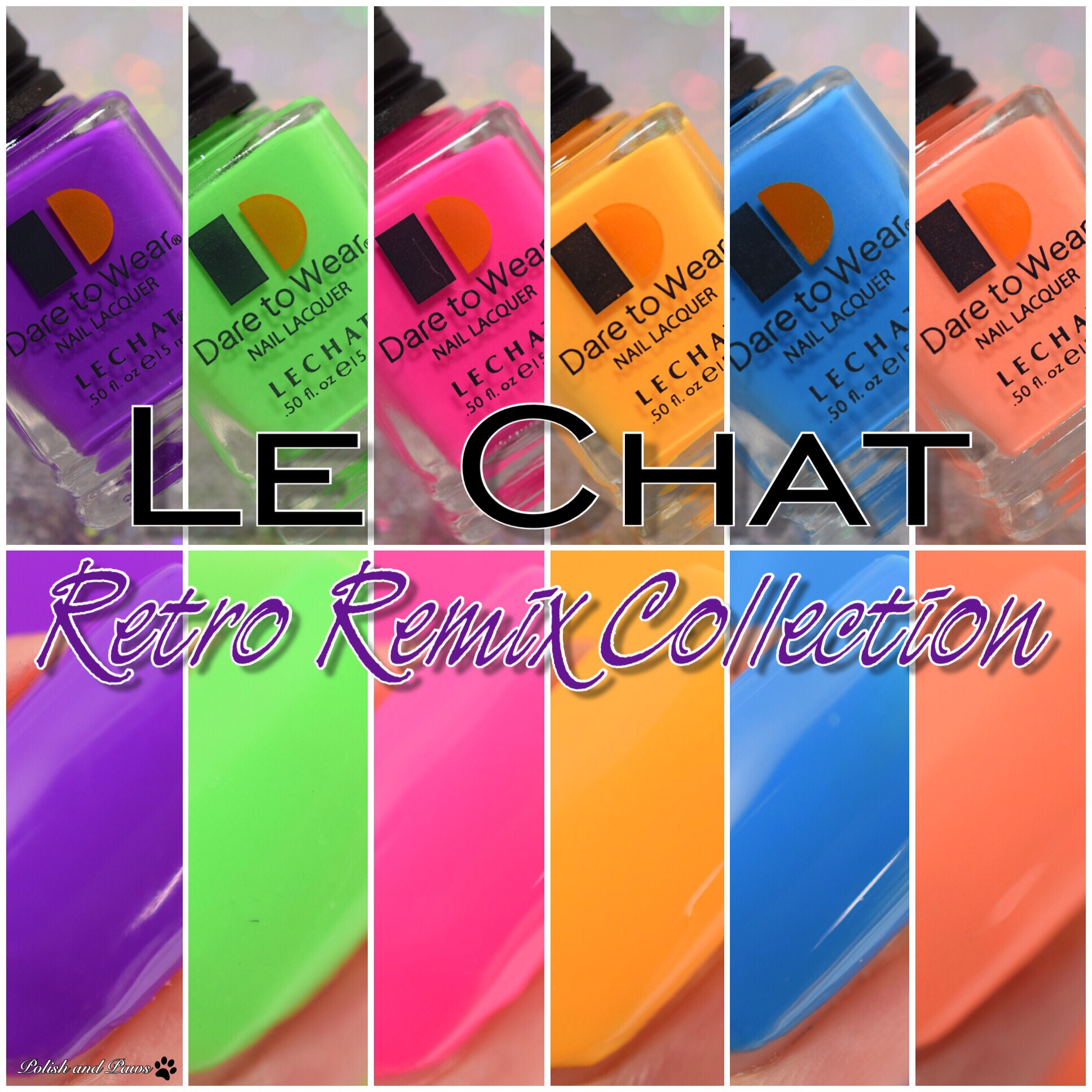 Le Chat Retro Remix Collection