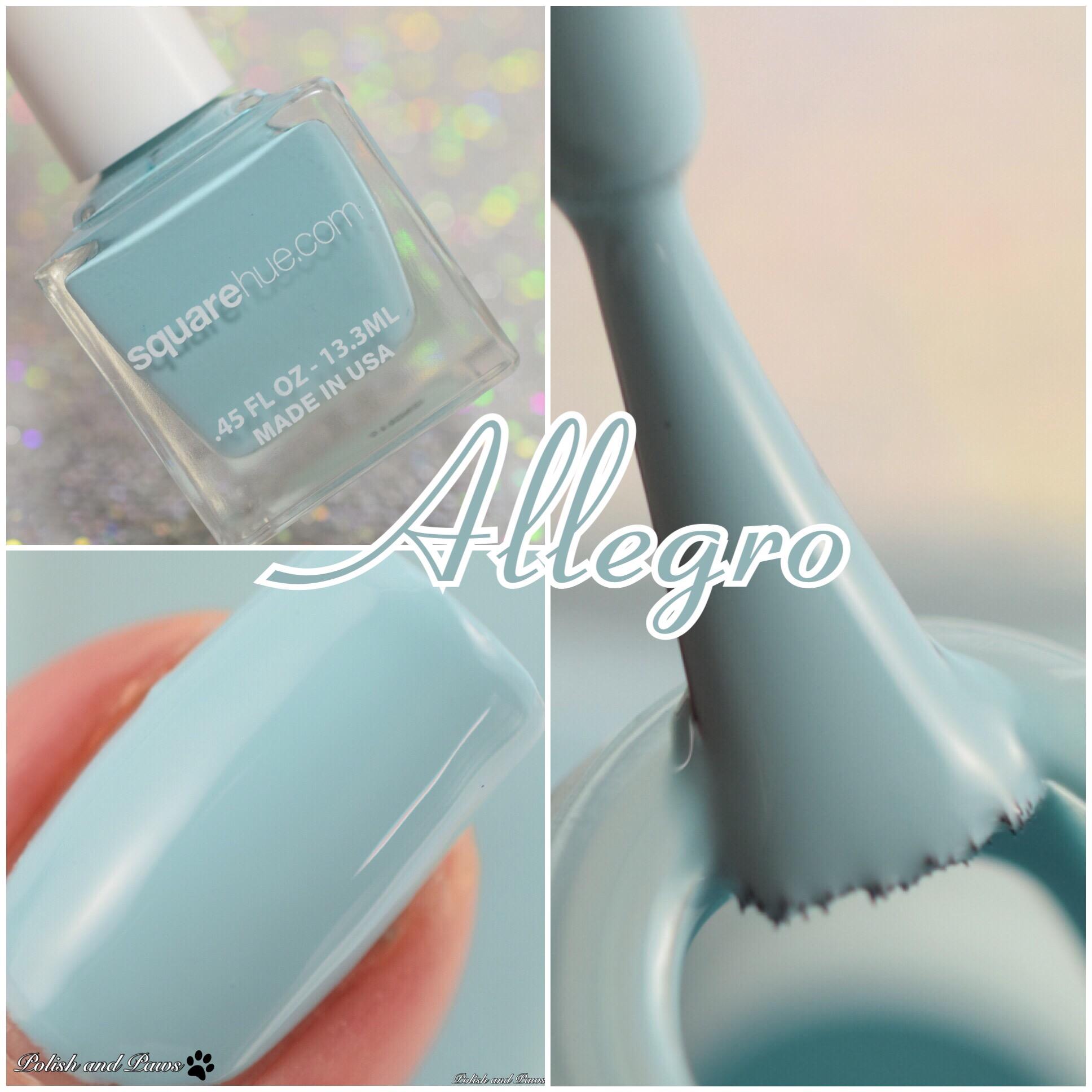 SquareHue Allegro