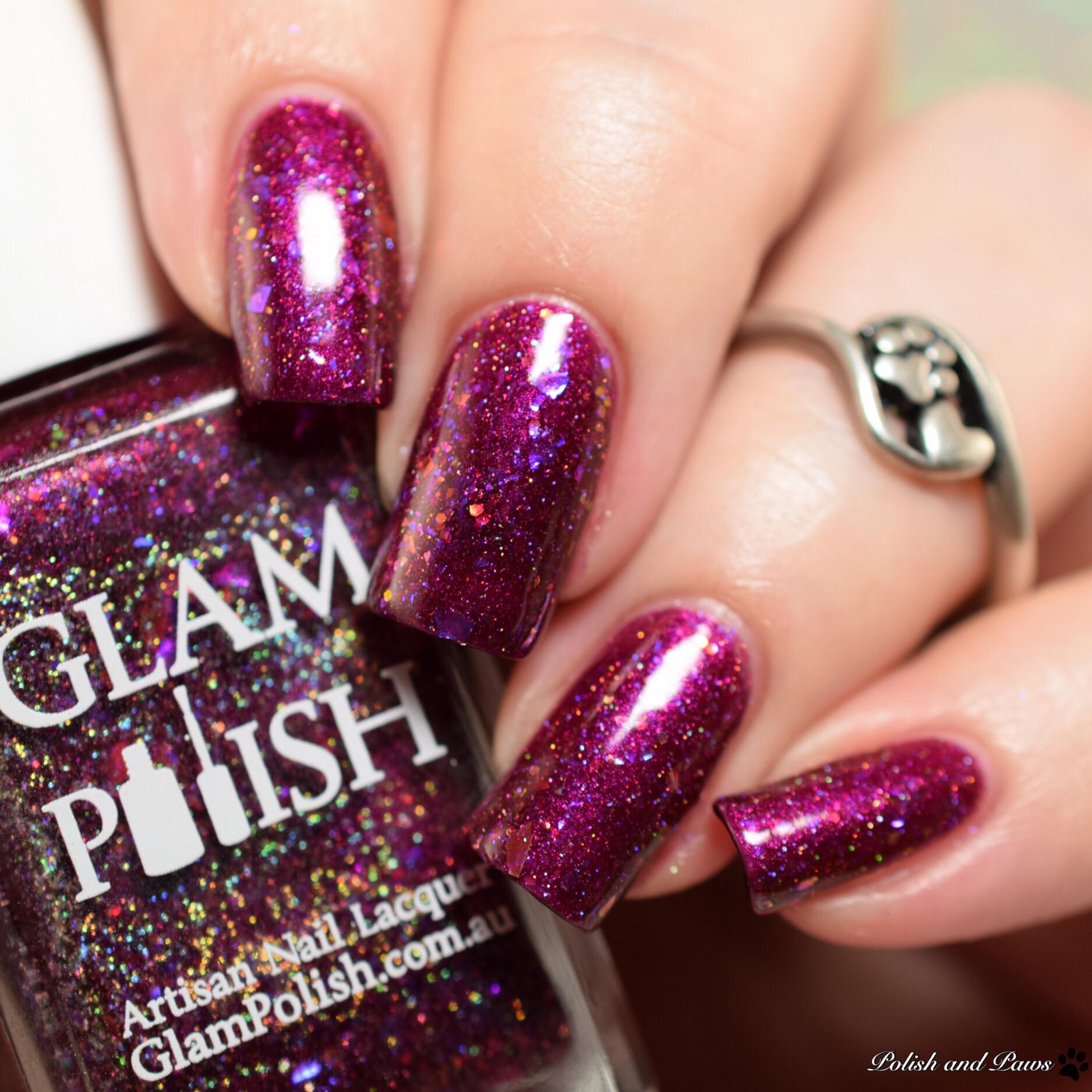 Glam Polish It's LeviOsa not LeviosA