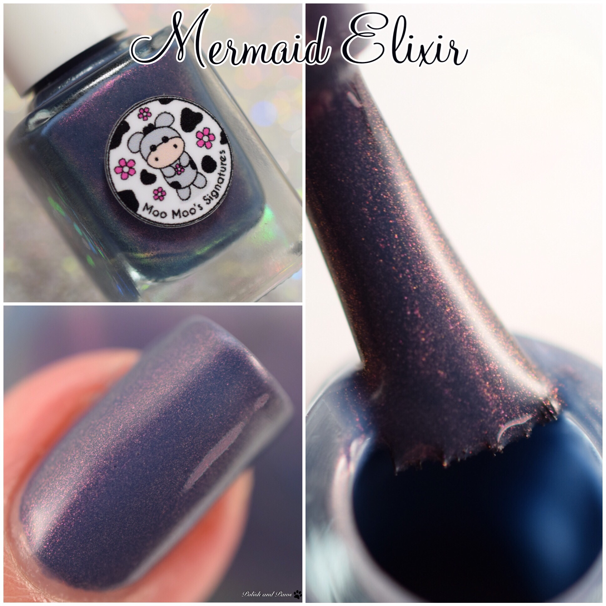 Moo Moo's Signatures Mermaid Elixir
