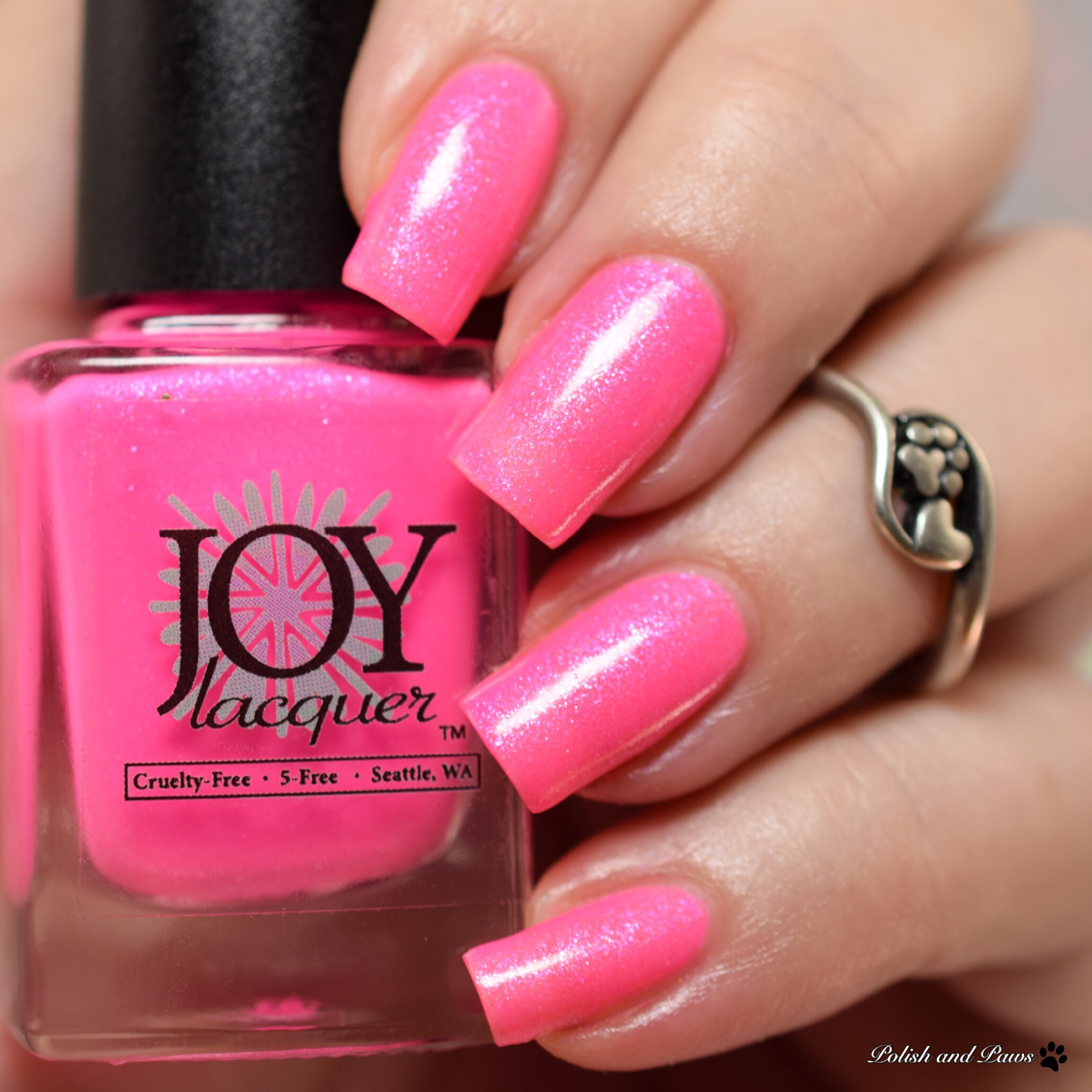 Joy Lacquer Birthday Suit and A Lei