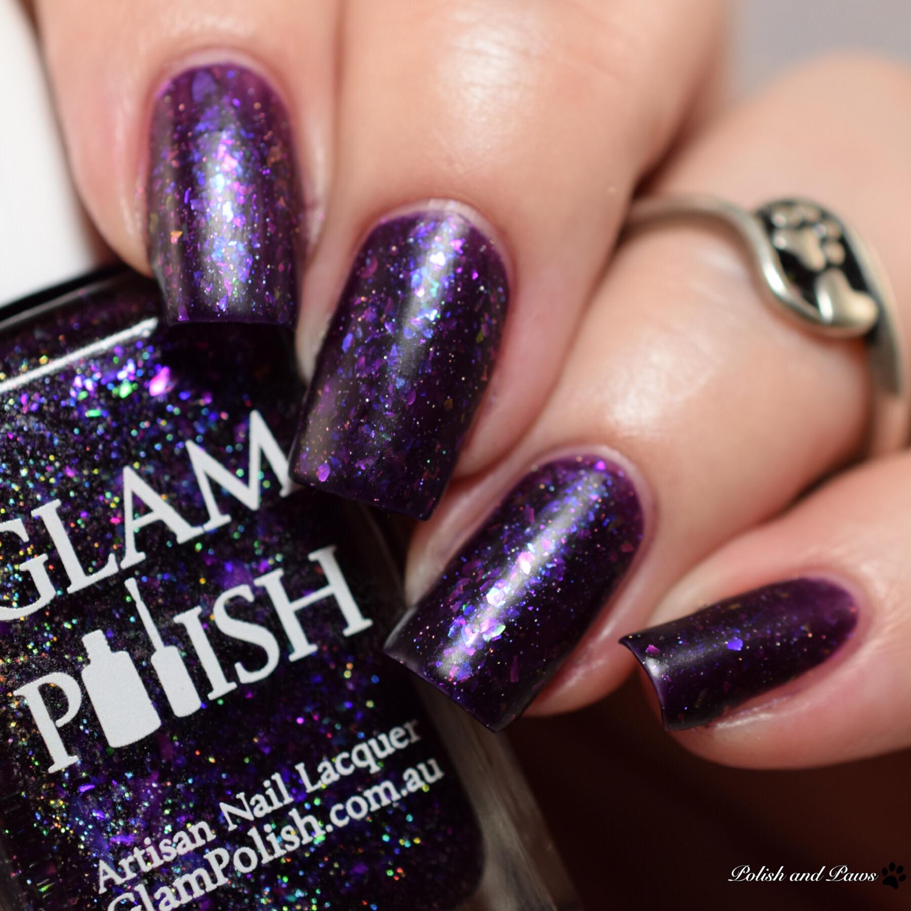 Glam Polish Dream Big Little Mermaid
