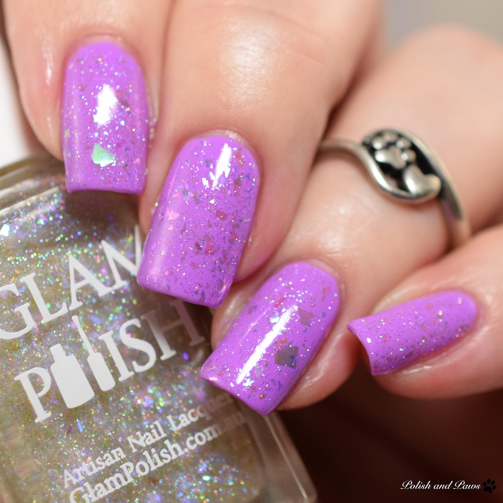 Glam Polish Secrets in the Sand