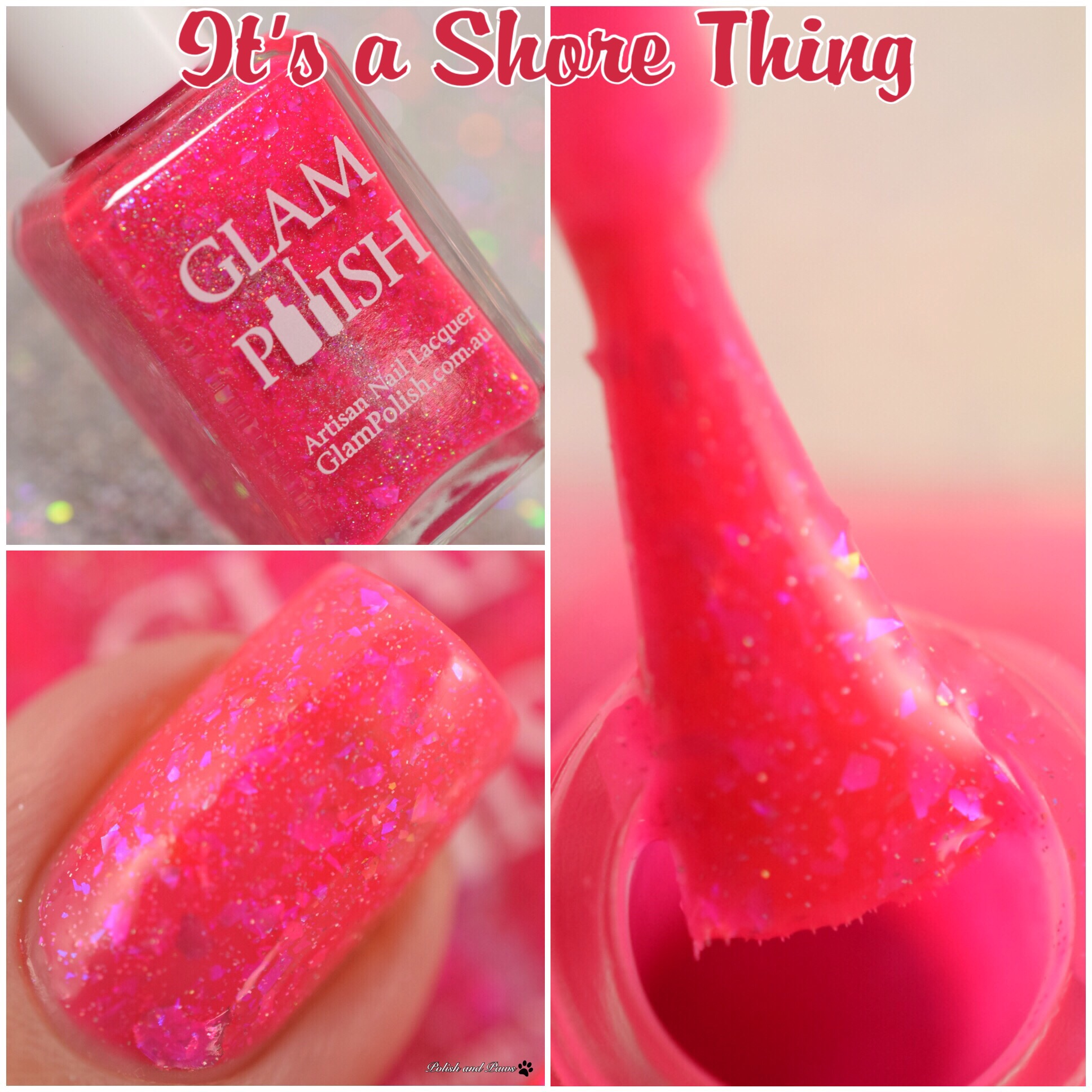 Glam Polish It's a Shore Thing