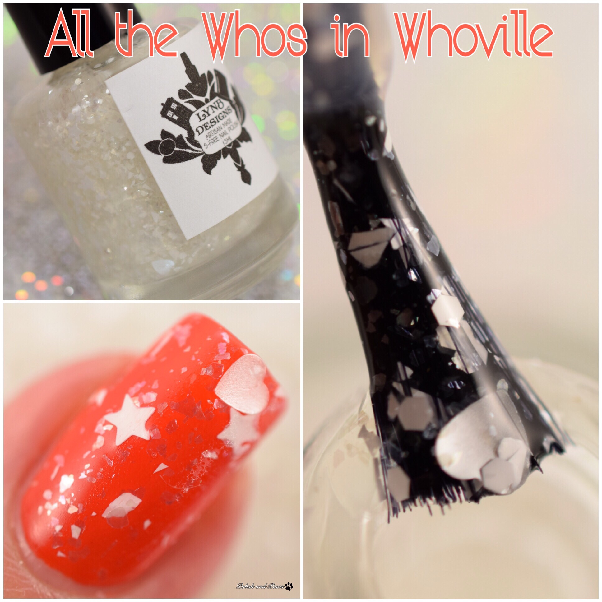 LynB Designs All the Whos in Whoville