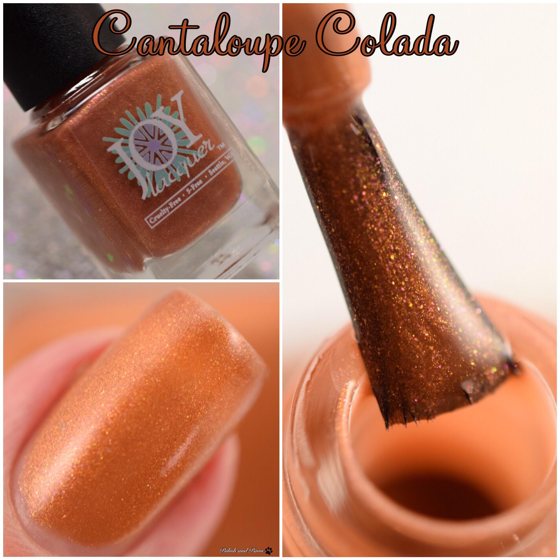 Joy Lacquer Cantaloupe Colada