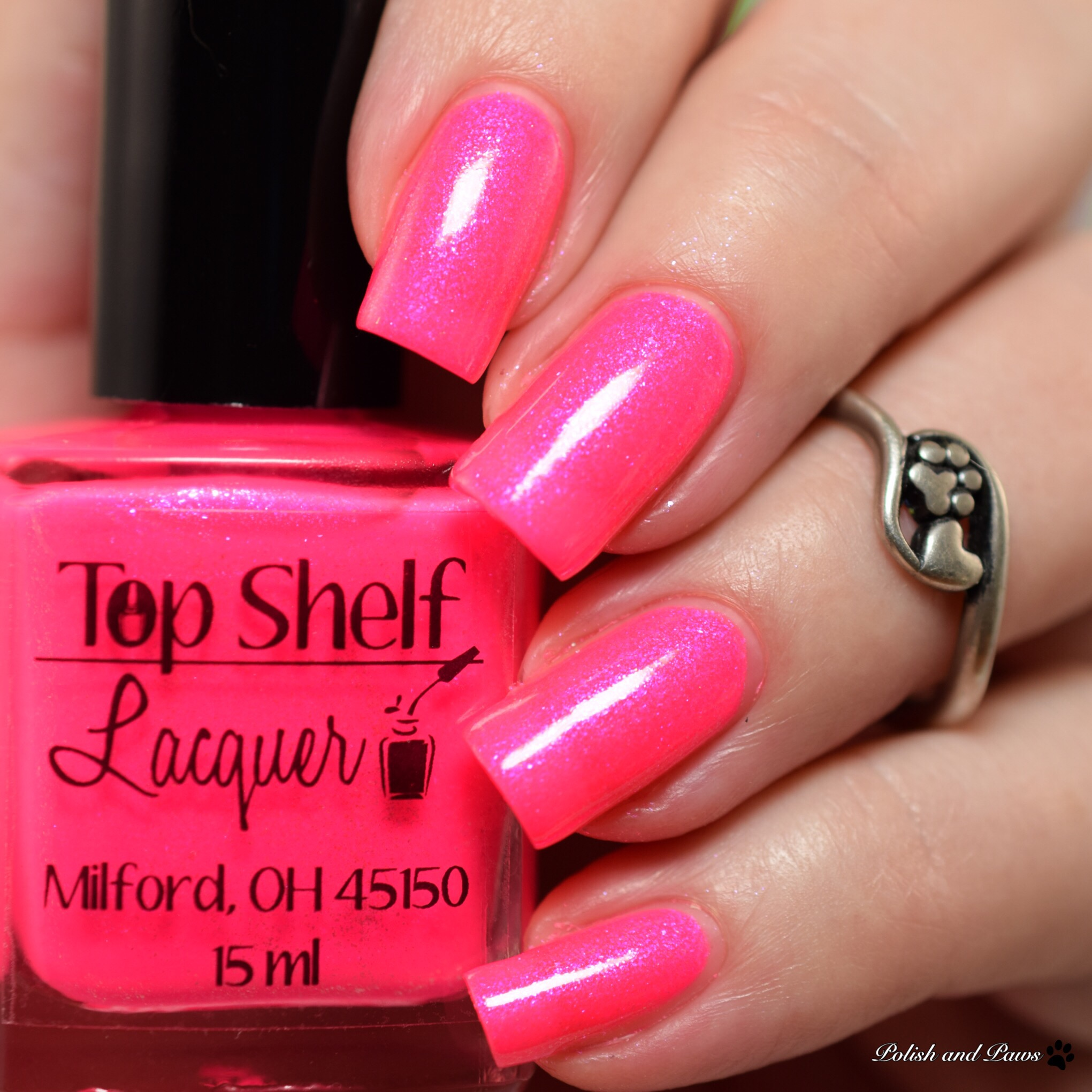 Top Shelf Lacquer Manna's Mystifying Masterpiece