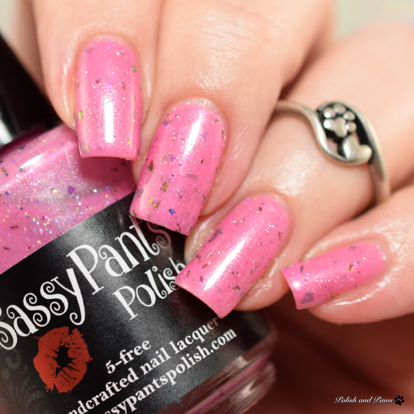 Sassy Pants Polish Mermaid's Love