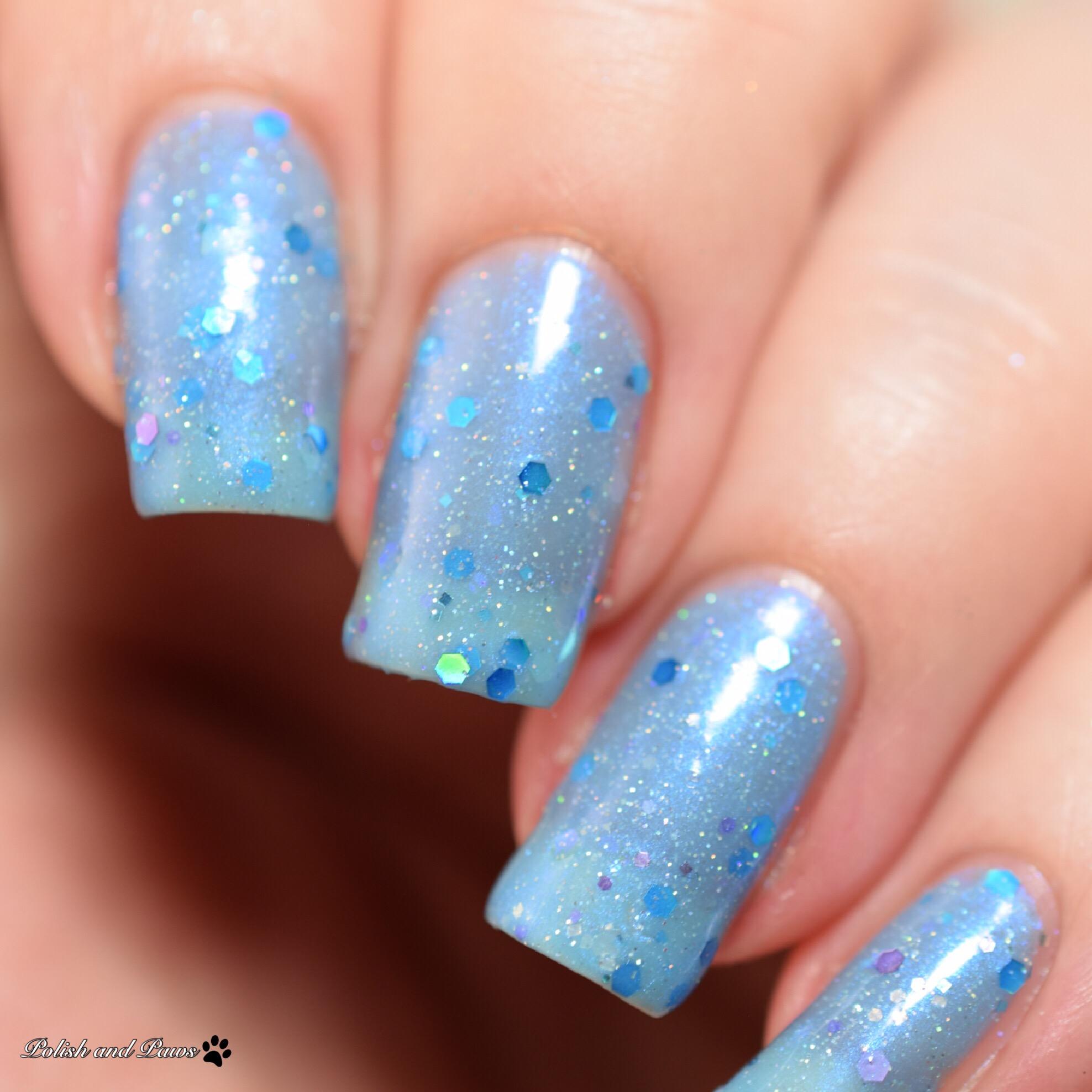 Sassy Pants Polish Mermaids of the Ocean Blue