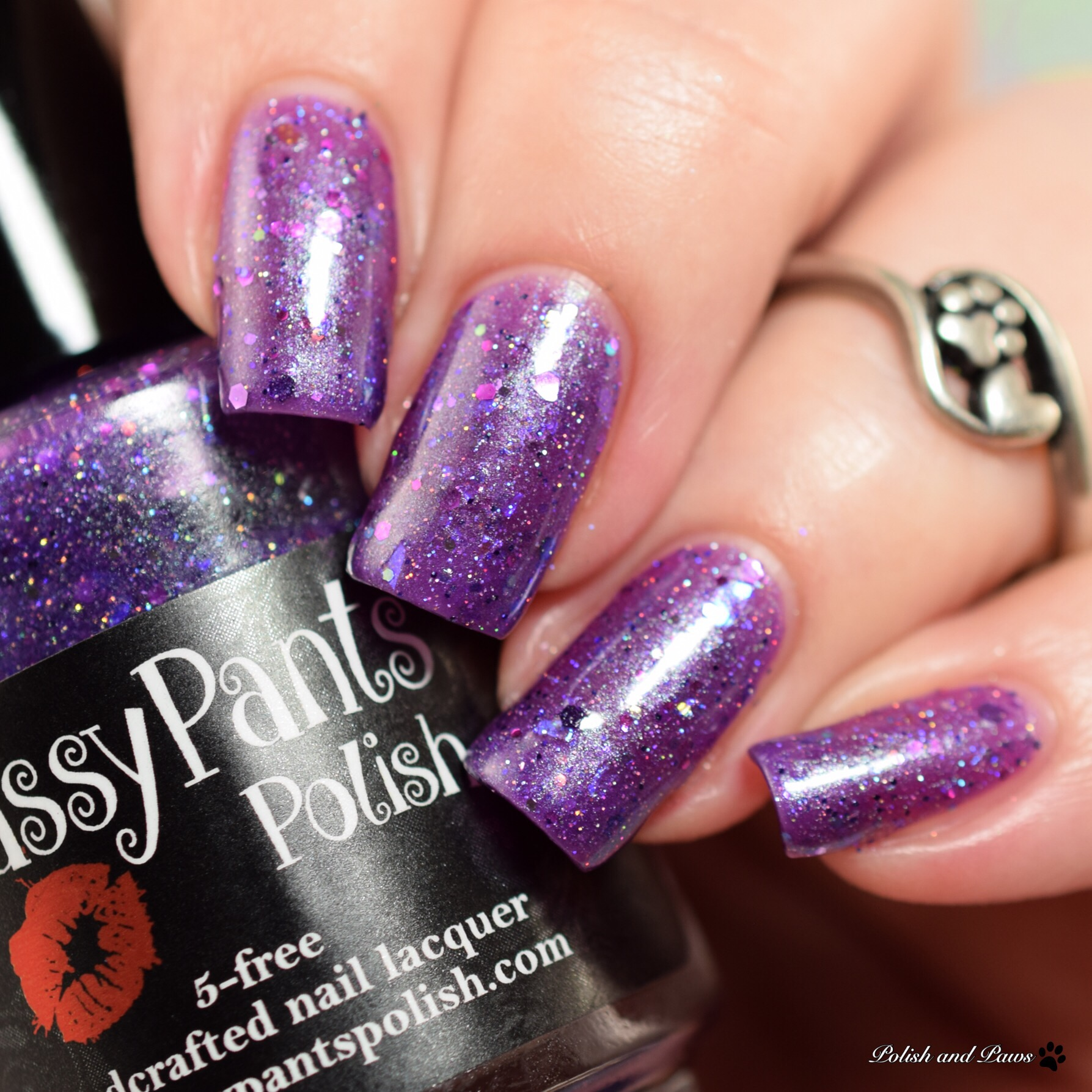 Sassy Pants Polish Mermaid Magic