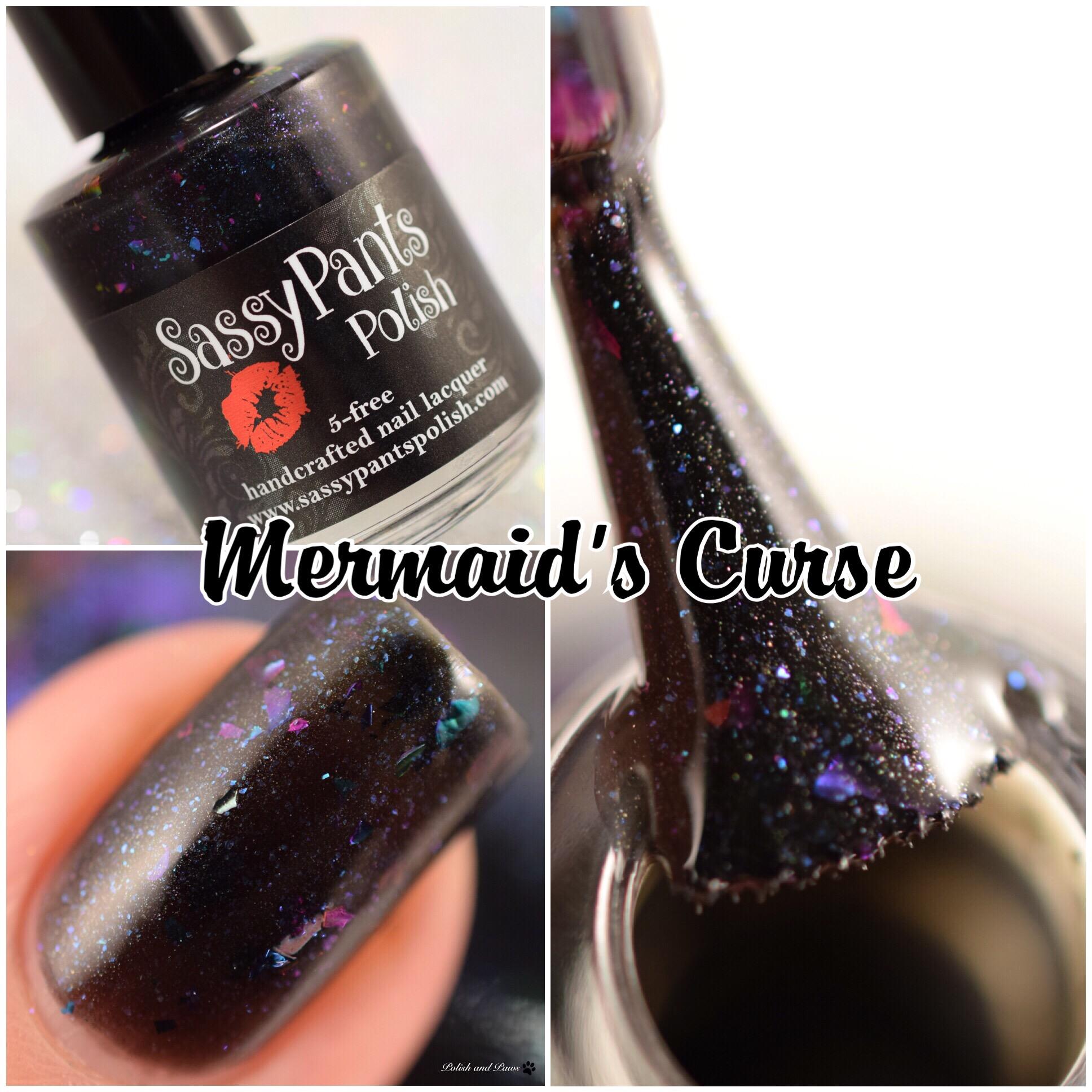 Sassy Pants Polish Mermaid's Curse