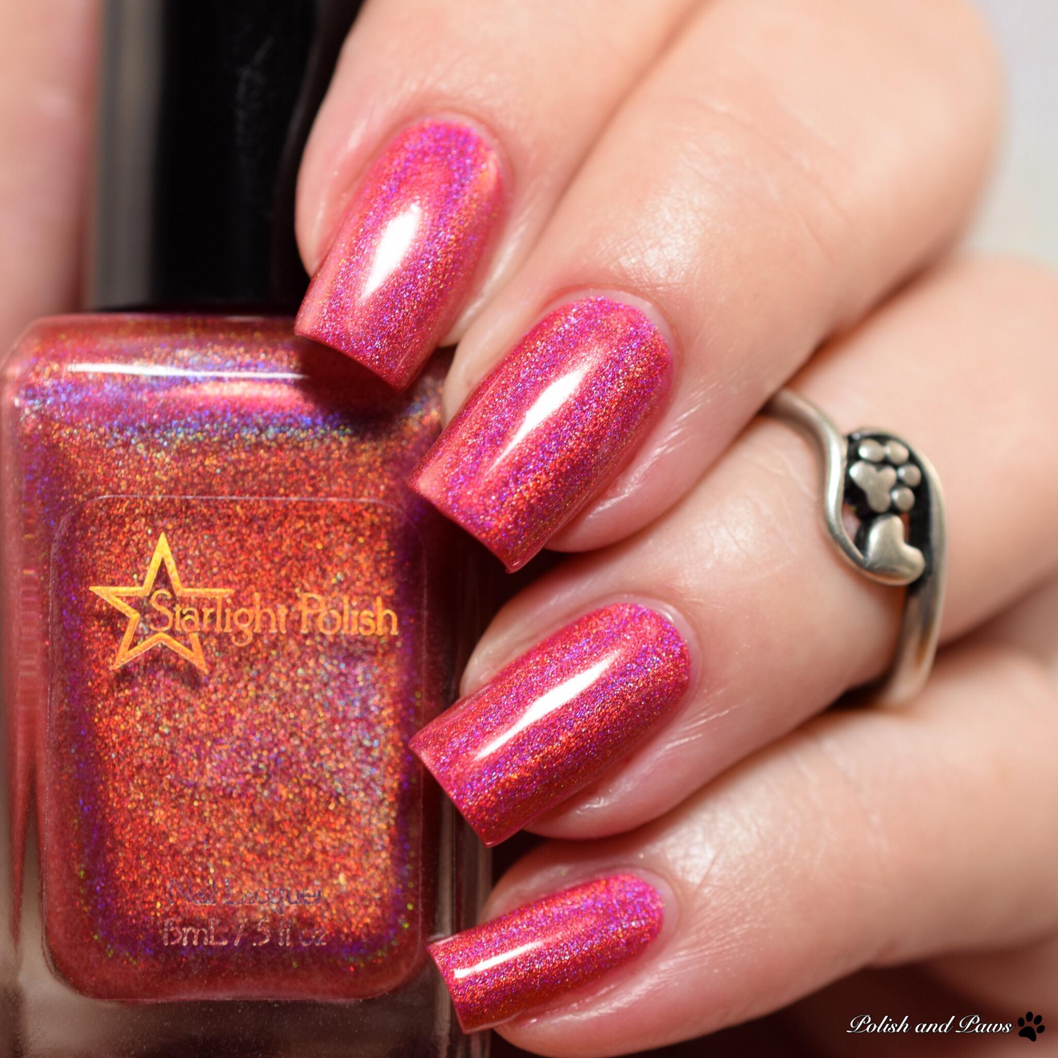 Starlight Polish Pink Corazon