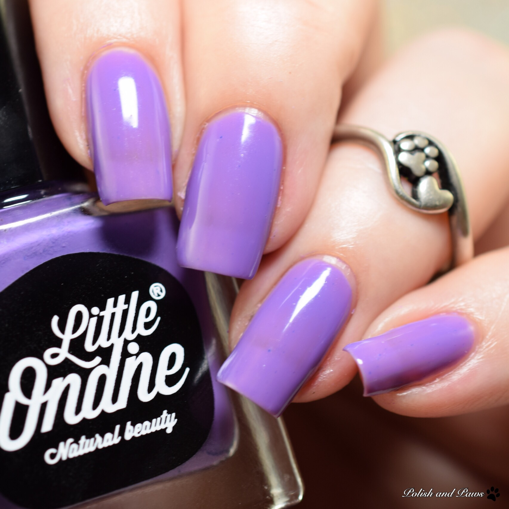 Little Ondine Purple Rain