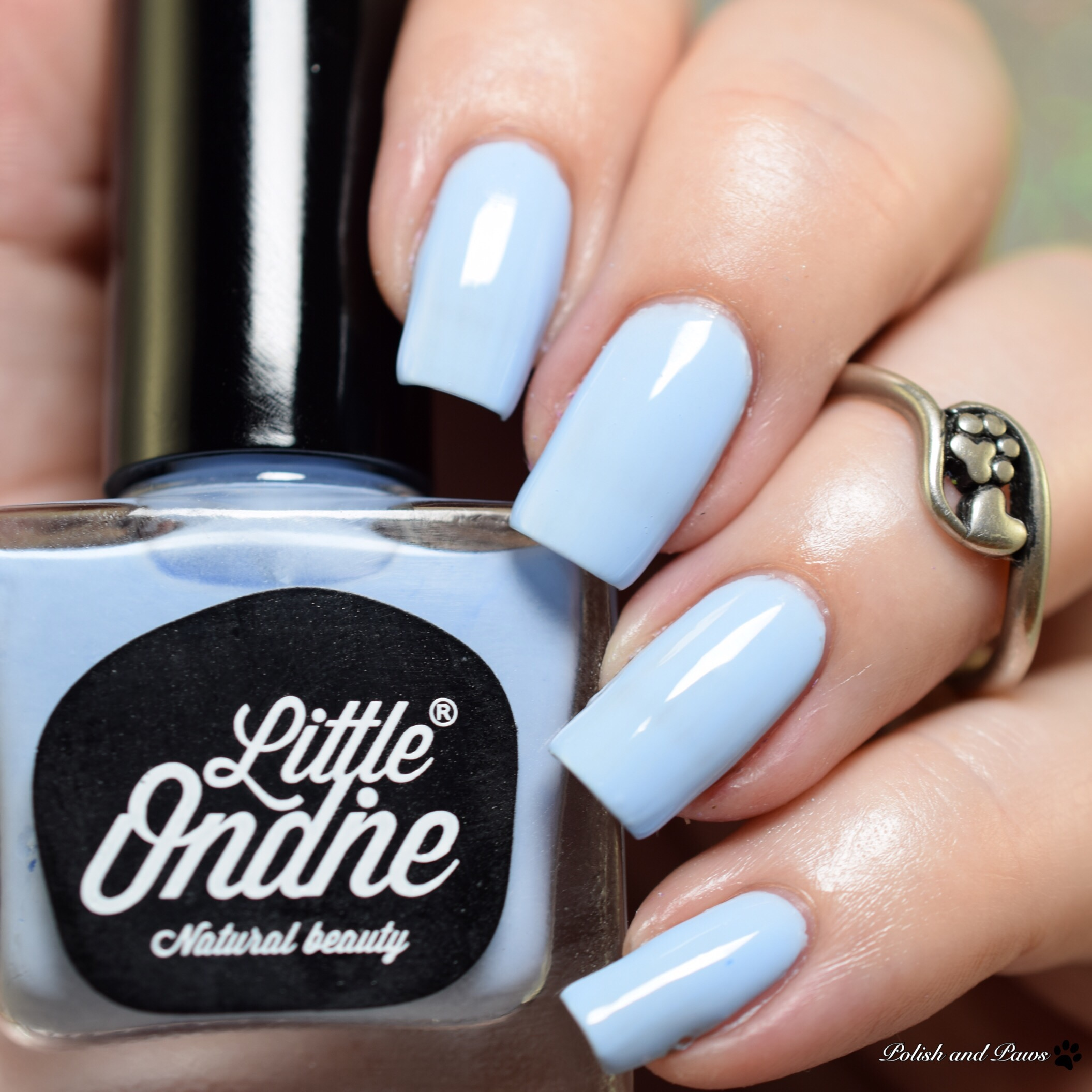 Little Ondine Water-Based Nail Polish | Polish and Paws