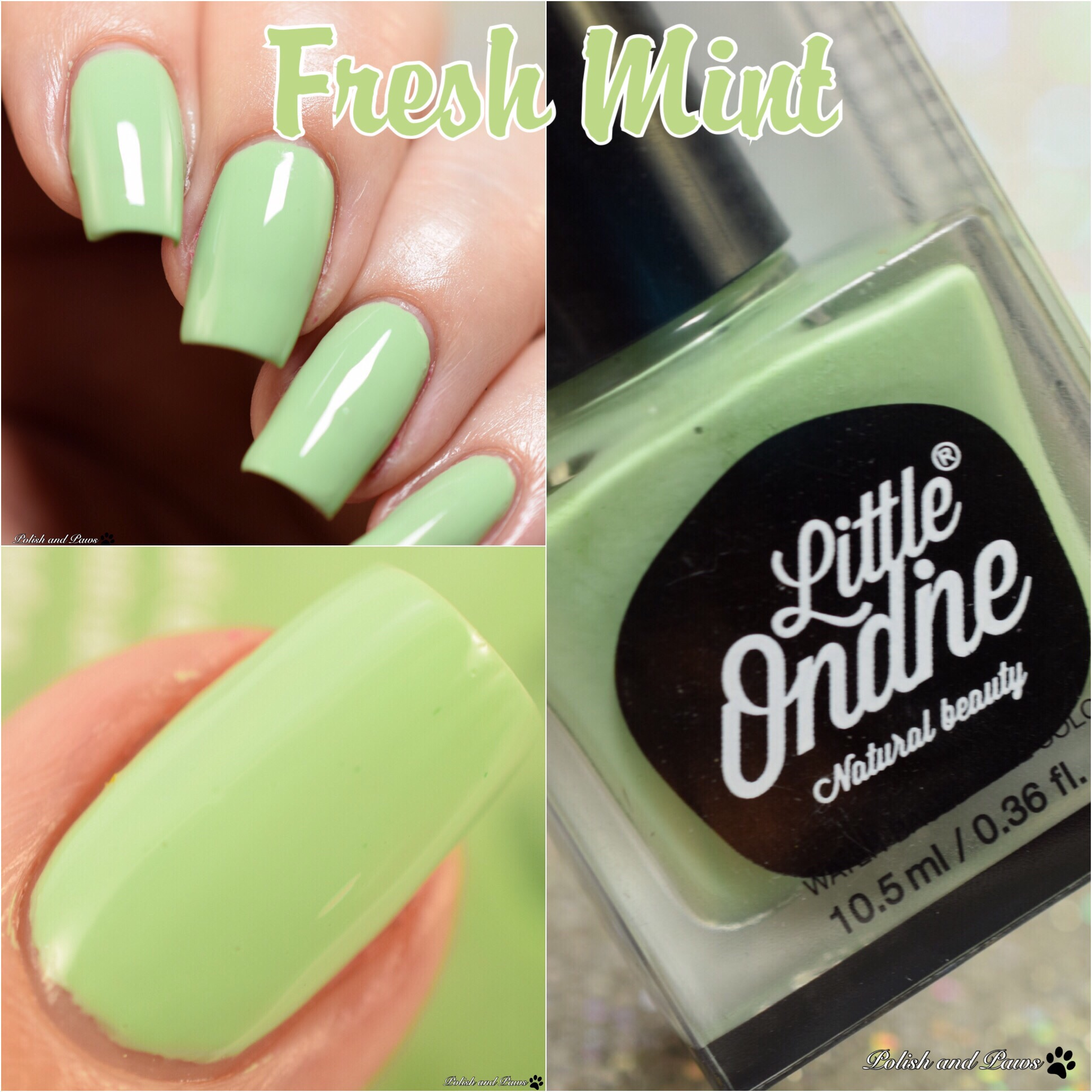 Little Ondine Fresh Mint