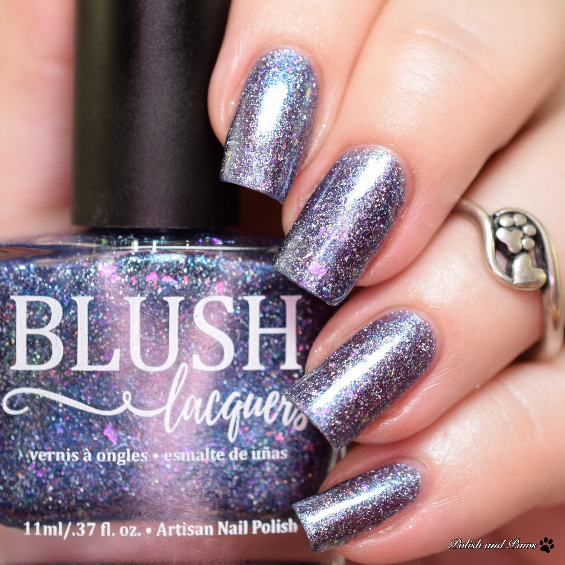 Blush Lacquers Bonne Chance