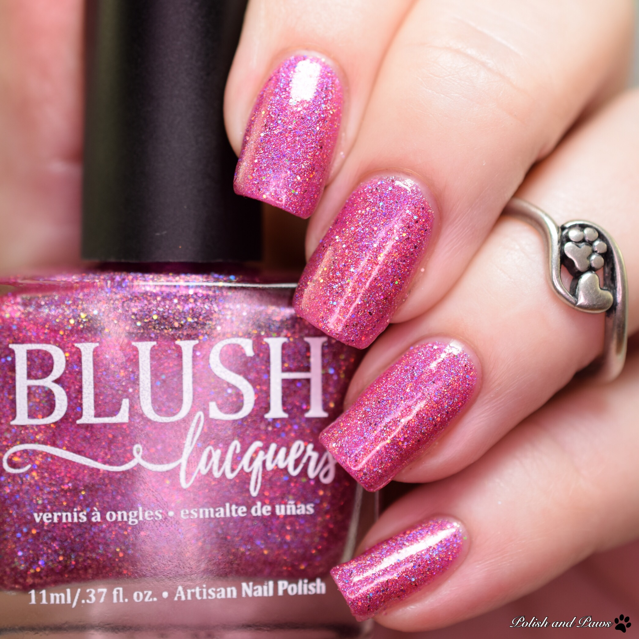 Blush Lacquers Hear me Roar