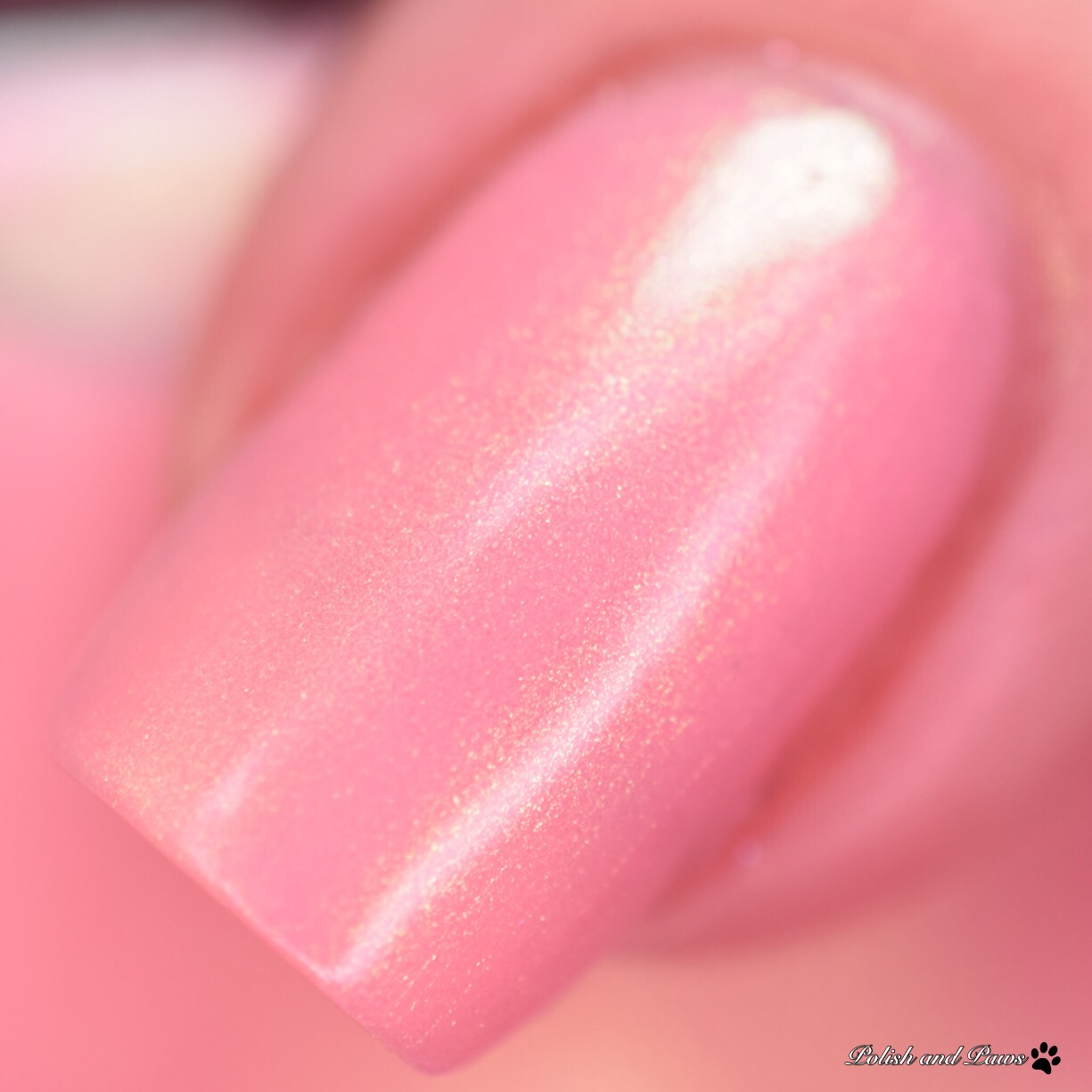 Blush Lacquers #GirlPowered