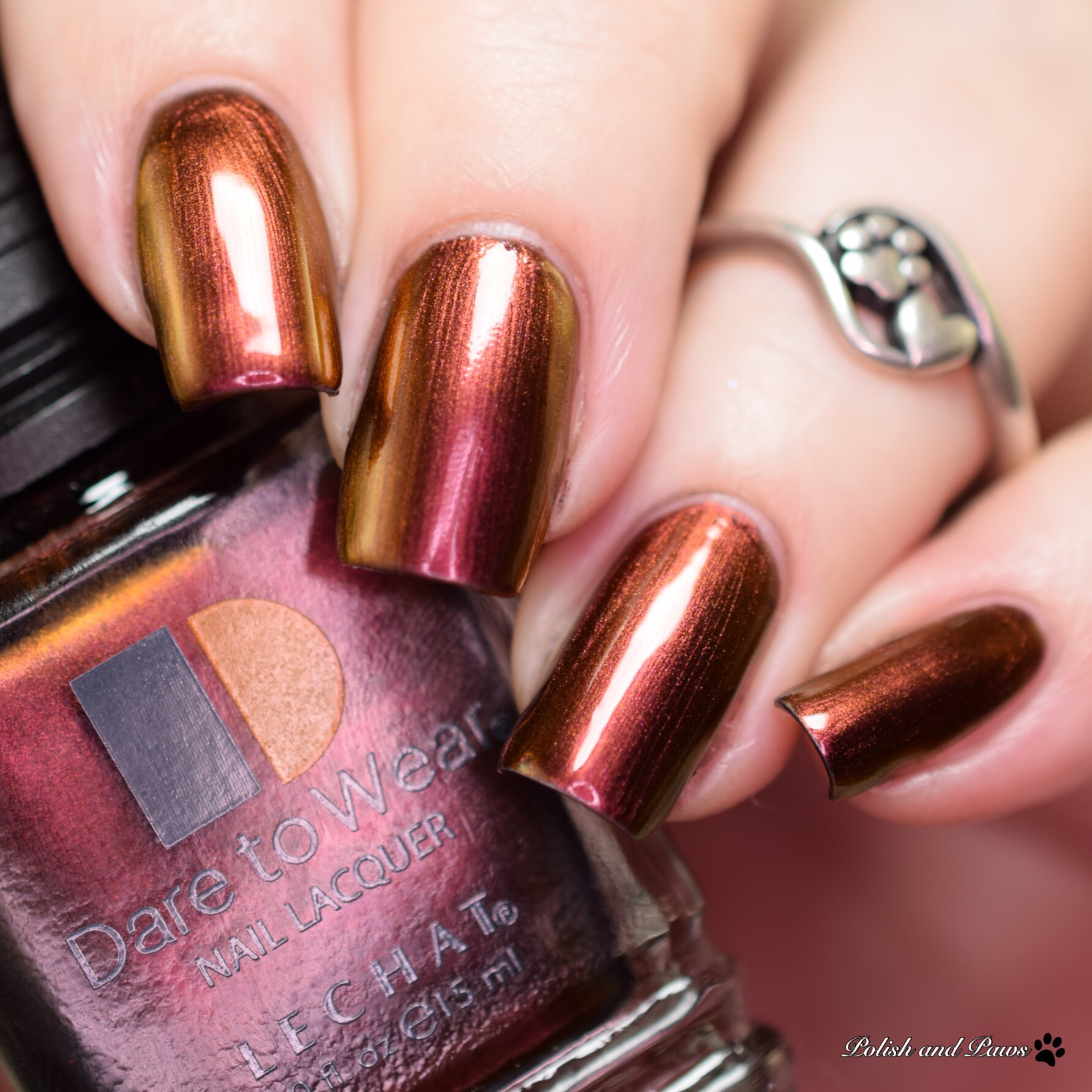 Le Chat Nail Lacquer Eternal