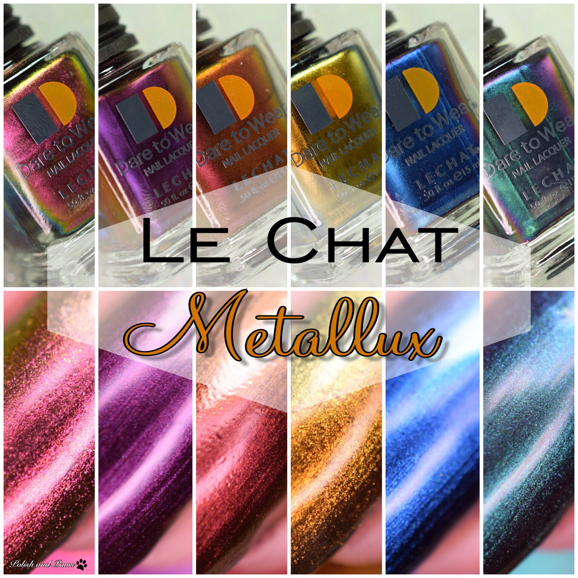 Le Chat Metallux Collection