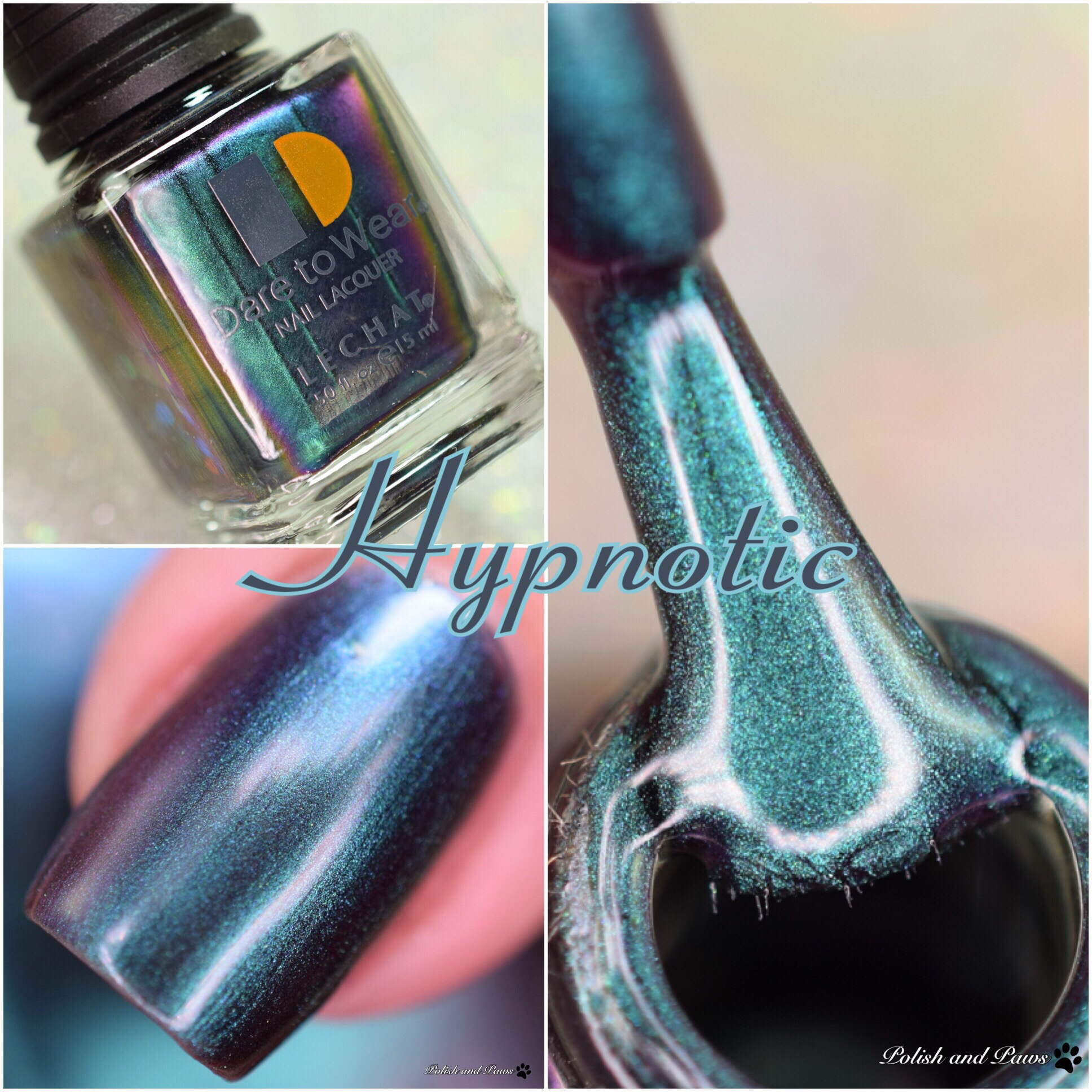 Le Chat Nail Lacquer Hypnotic