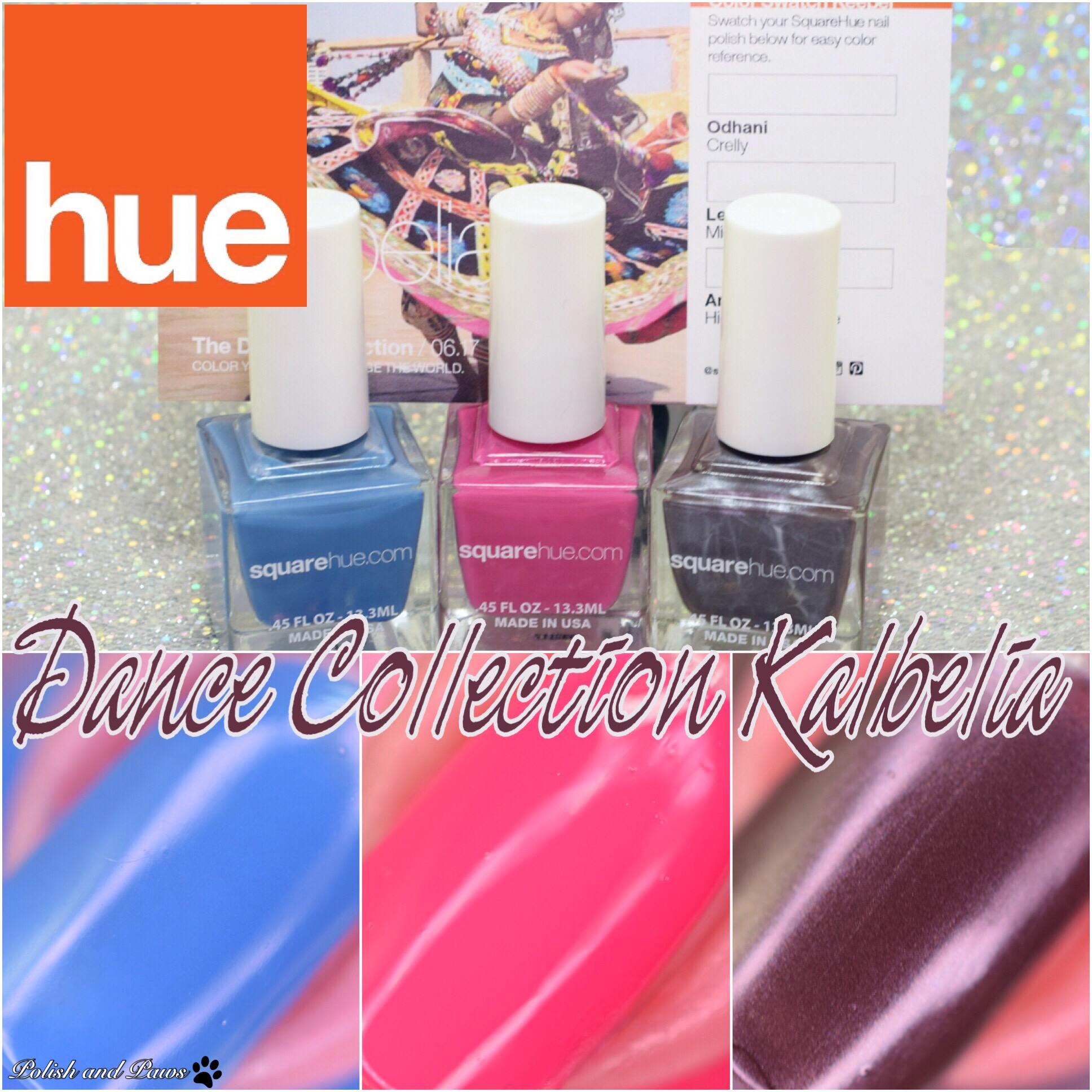 Square Hue Dance Collection Kalbelia