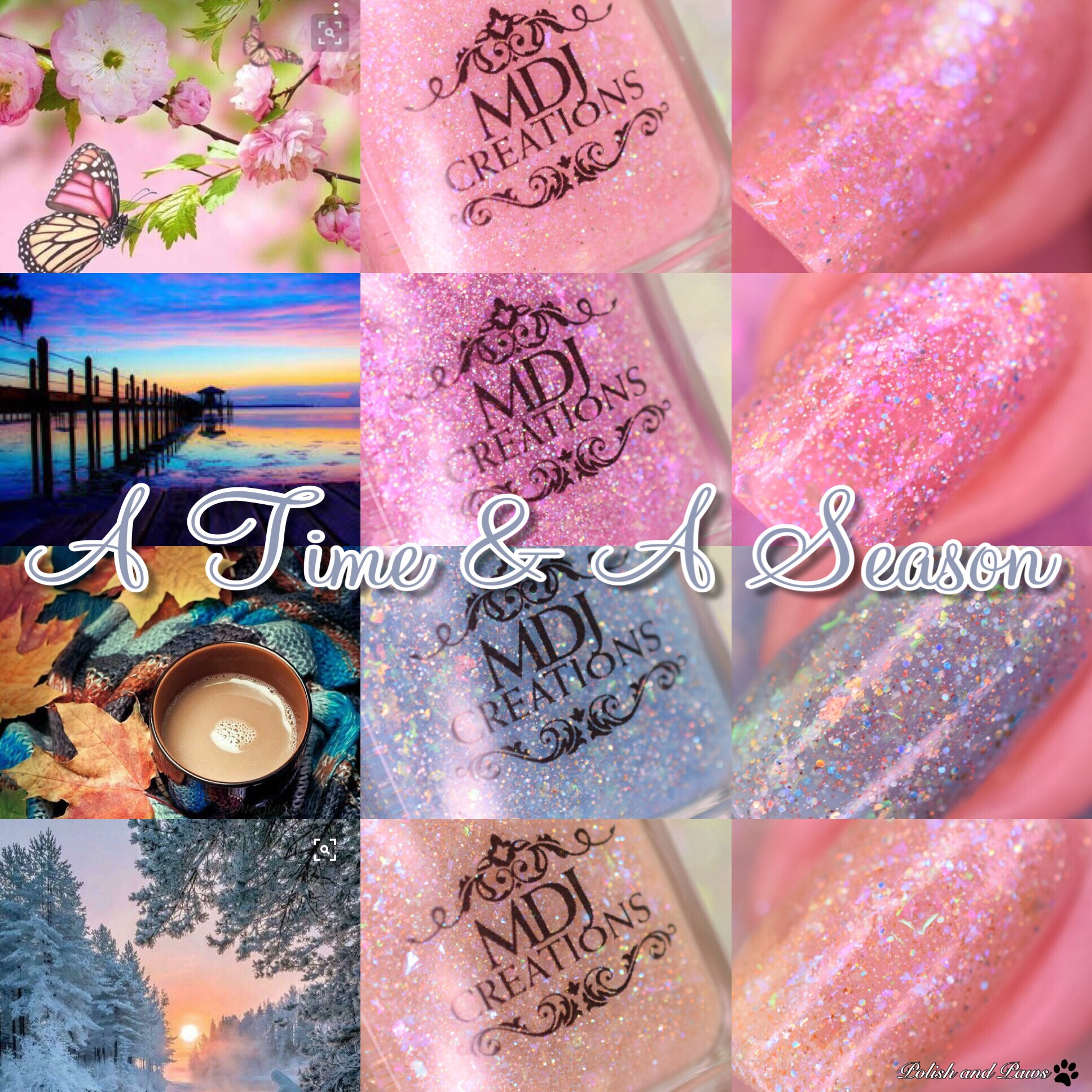 MDJ Creations A Time & A Season Collection