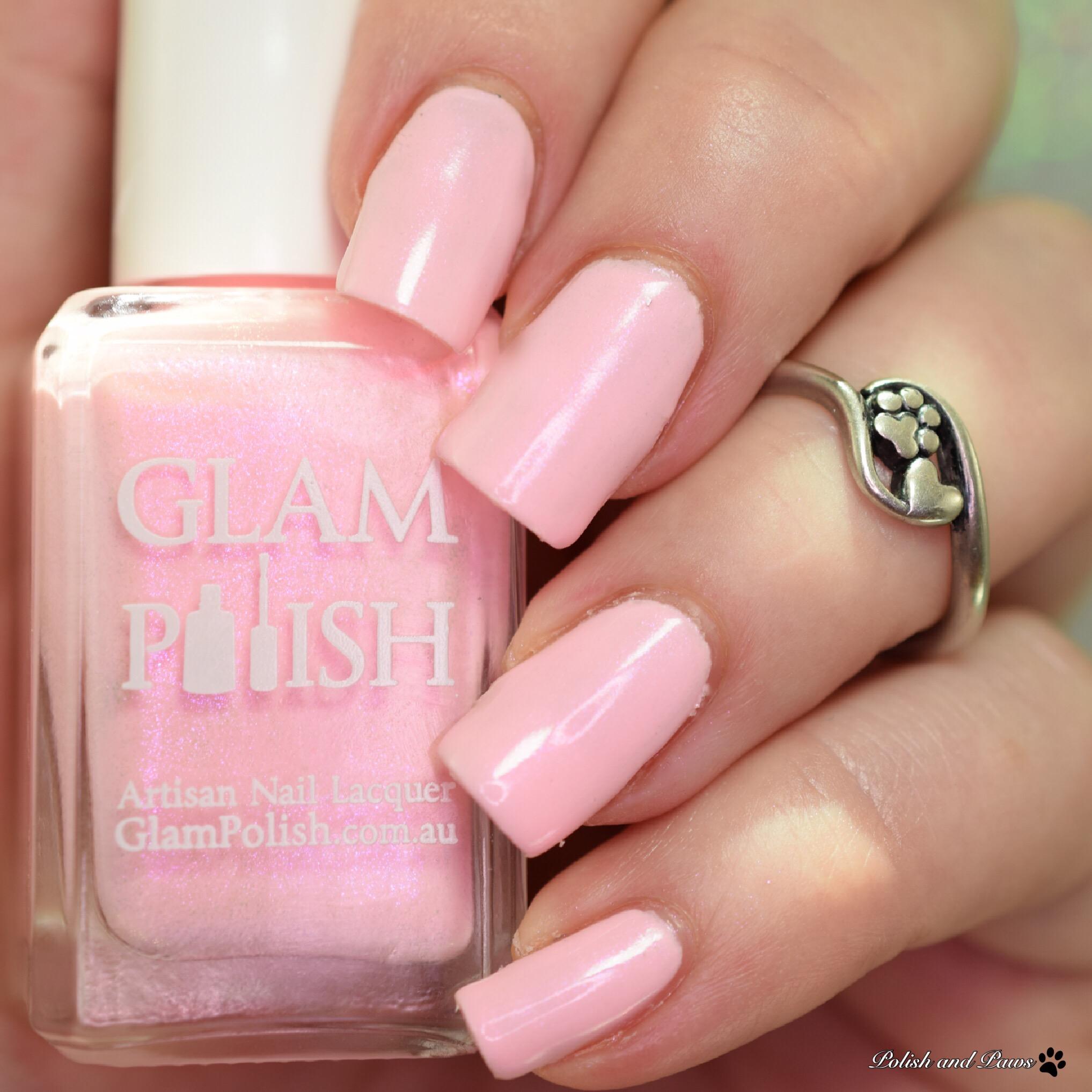 Glam Polish Hearts and Hooves