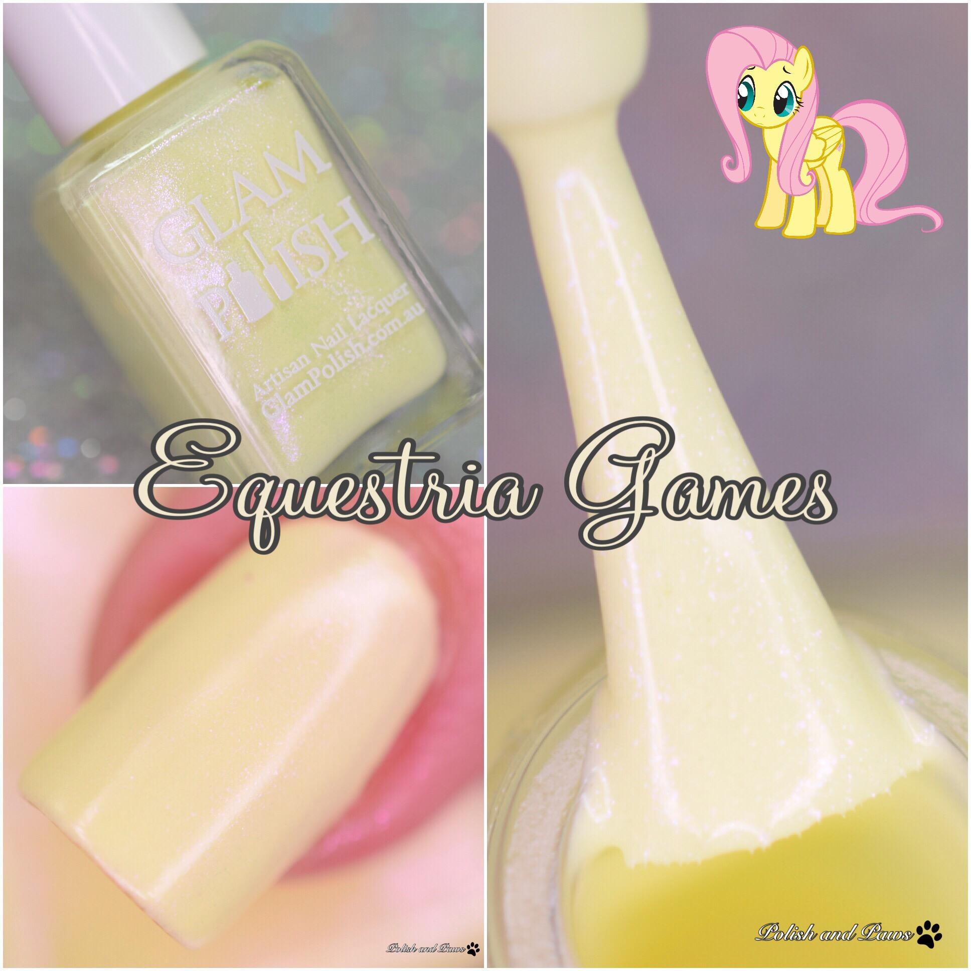 Glam Polish Equestria Games