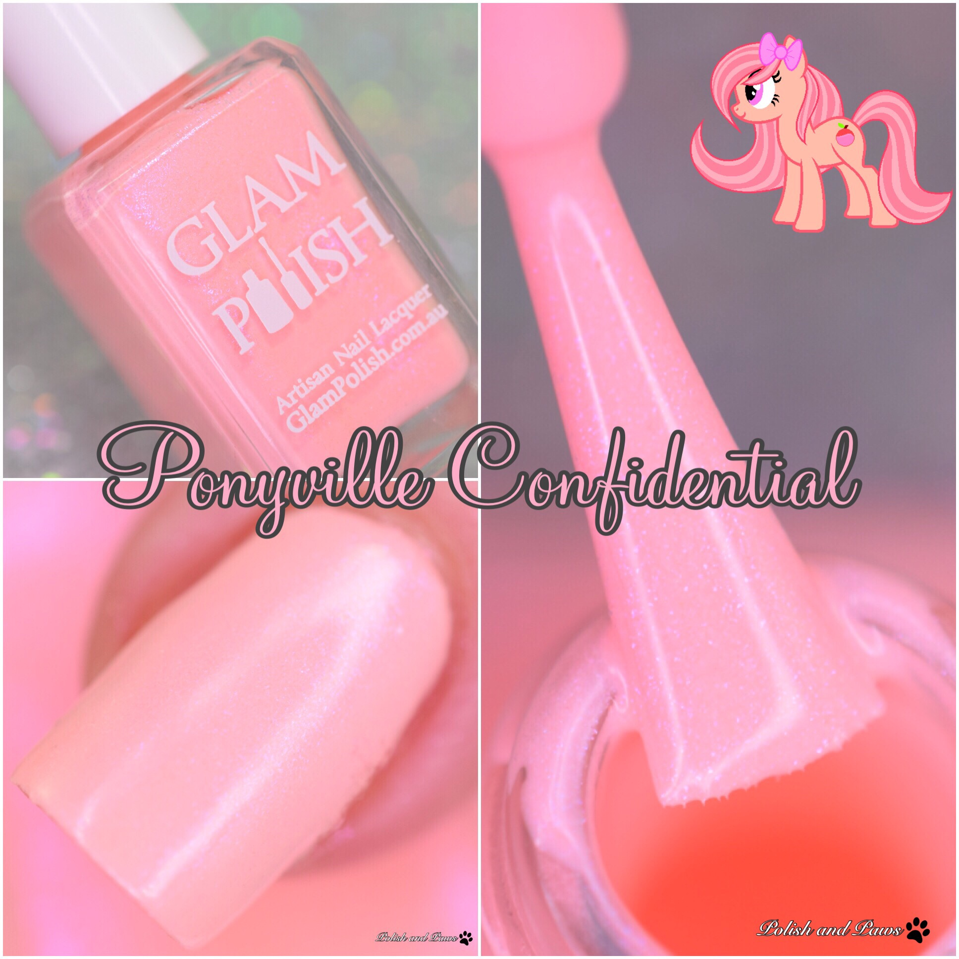 Glam Polish Ponyville Confidential