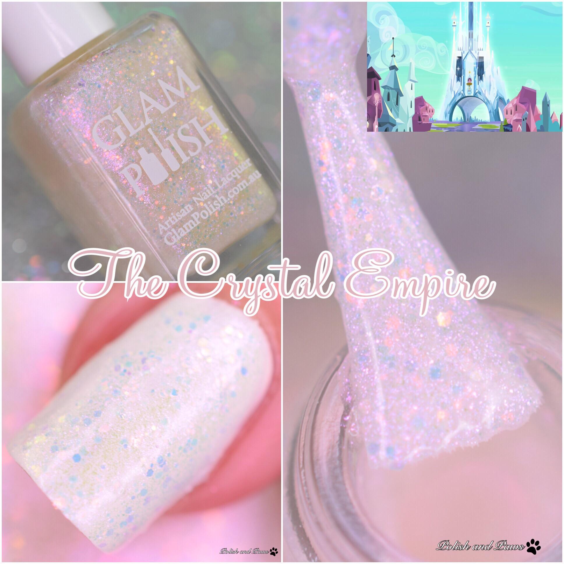 Glam Polish The Crystal Empire