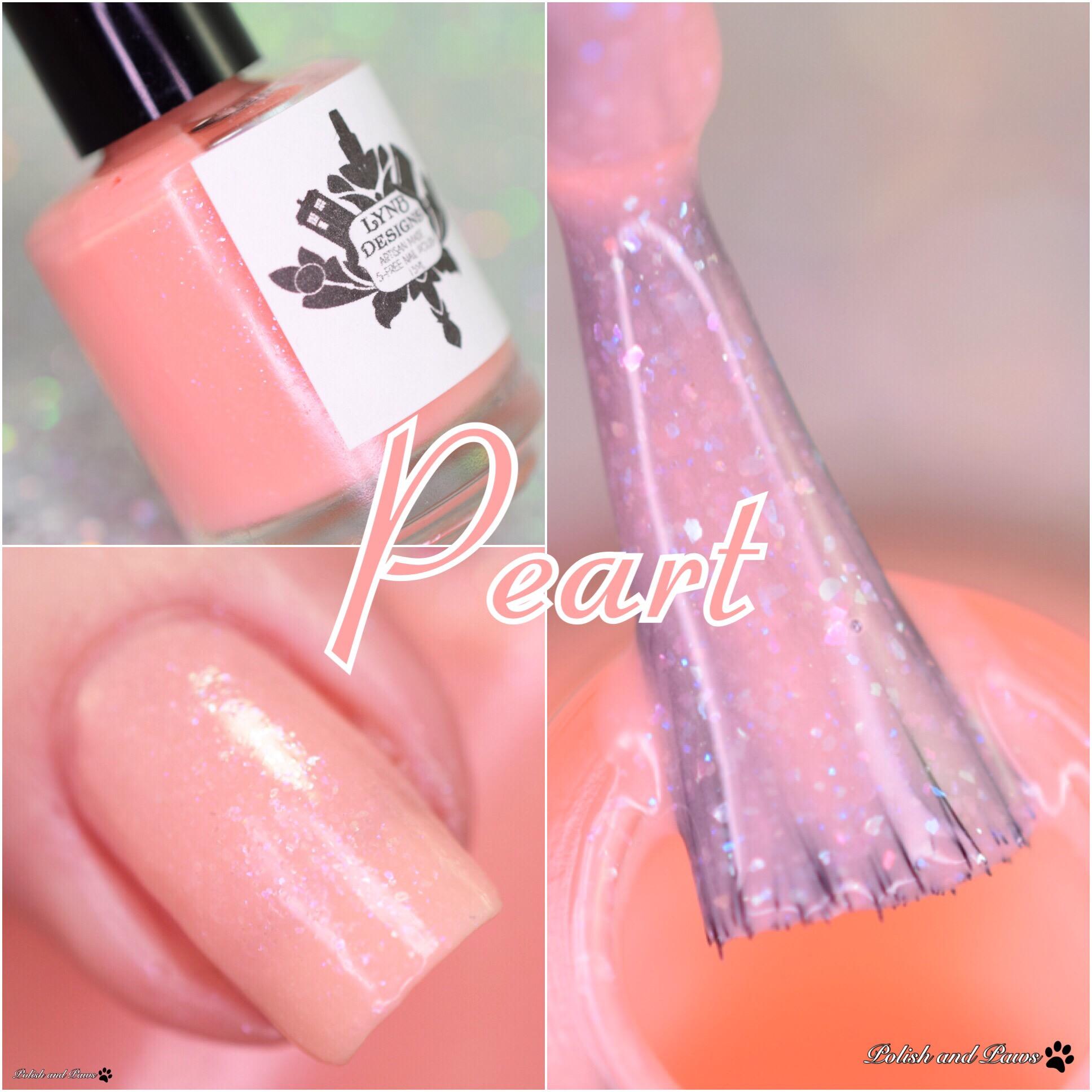 LynB Designs Peart