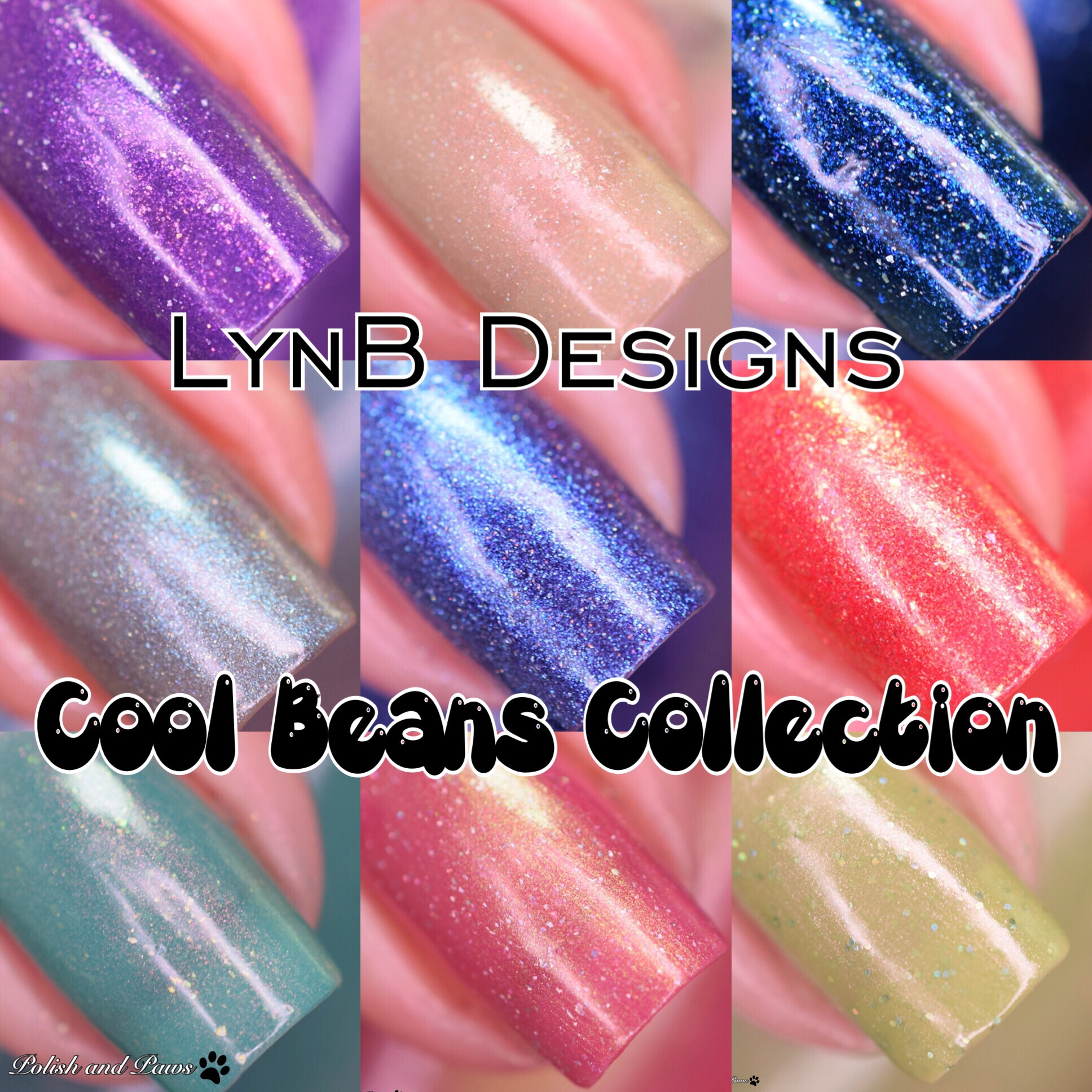 LynB Designs Cool Beans Collection