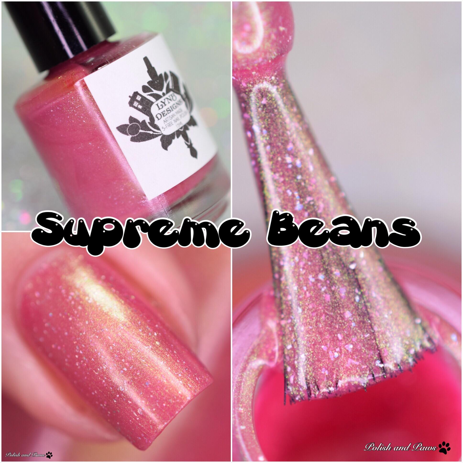 LynB Design Supreme Beans