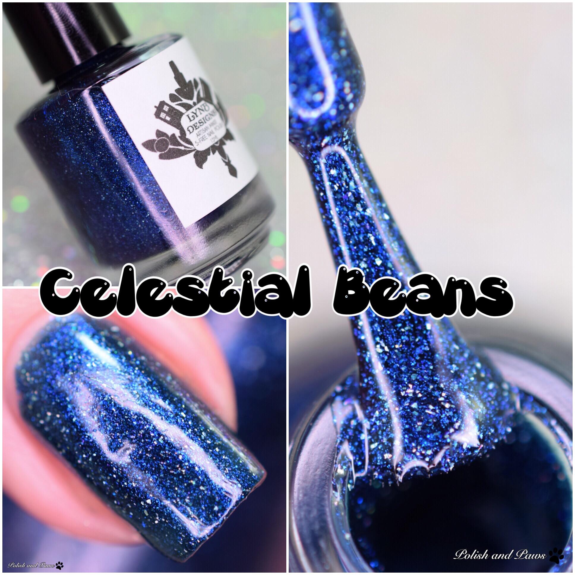 LynB Designs Celestial Beans