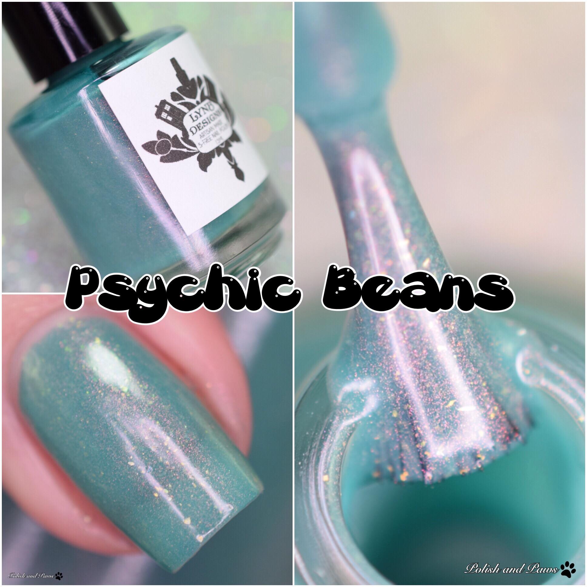 LynB Design Psychic Beans
