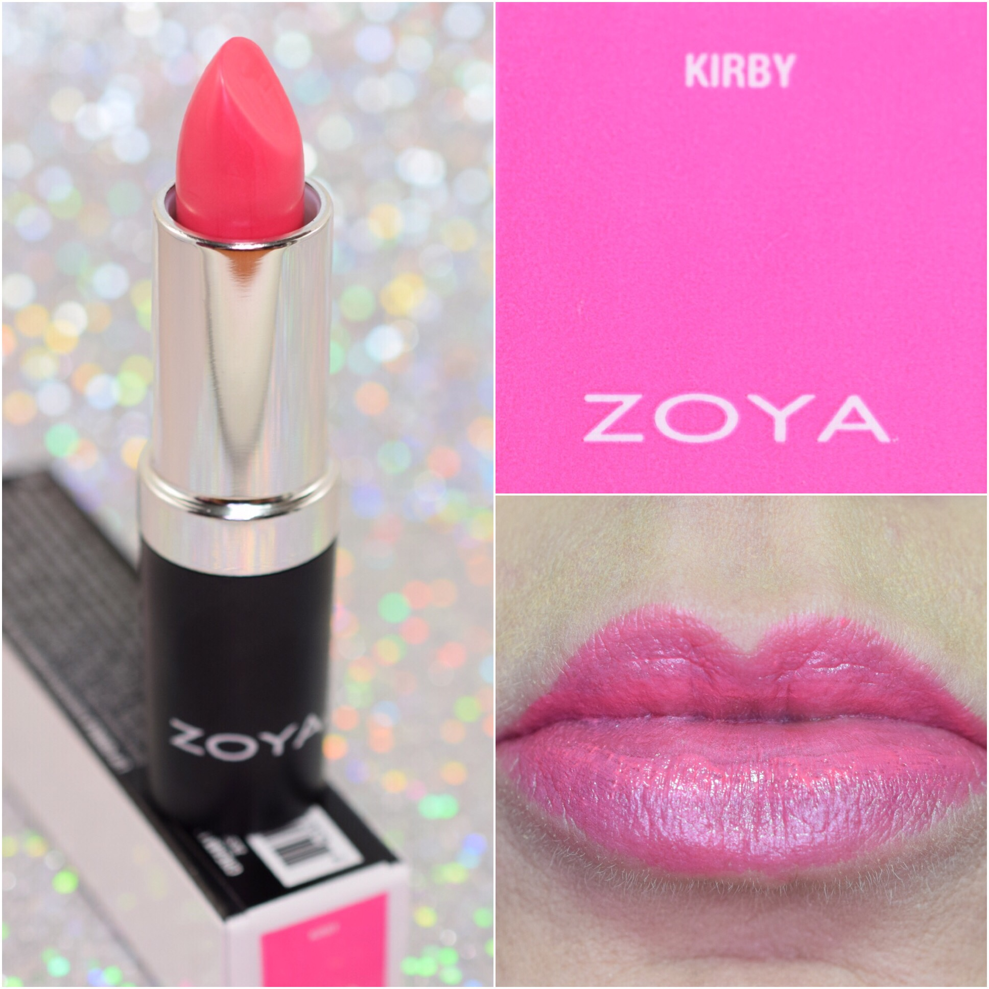 Zoya Lipstick Lippies Kirby