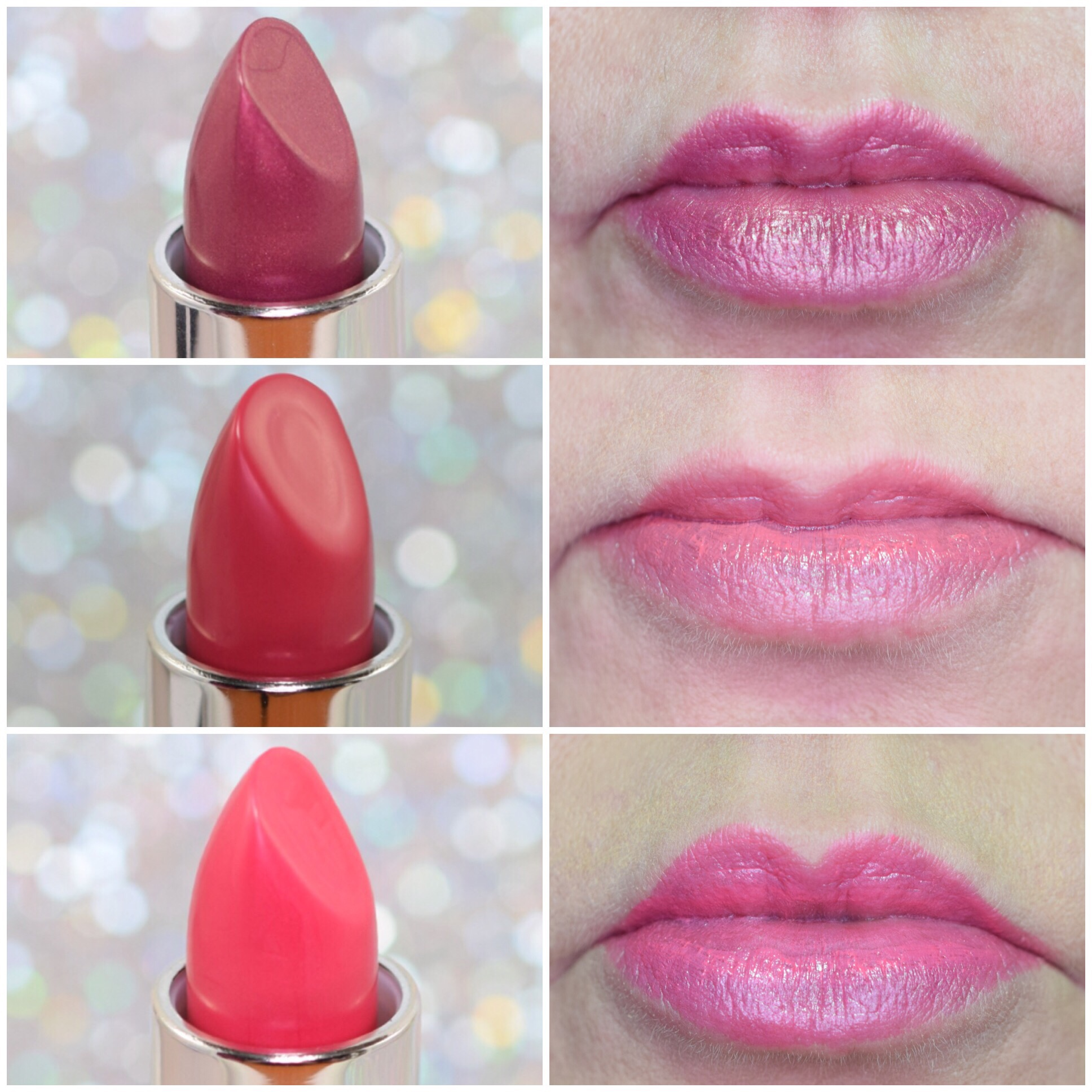 New Zoya Lipstick Lippies