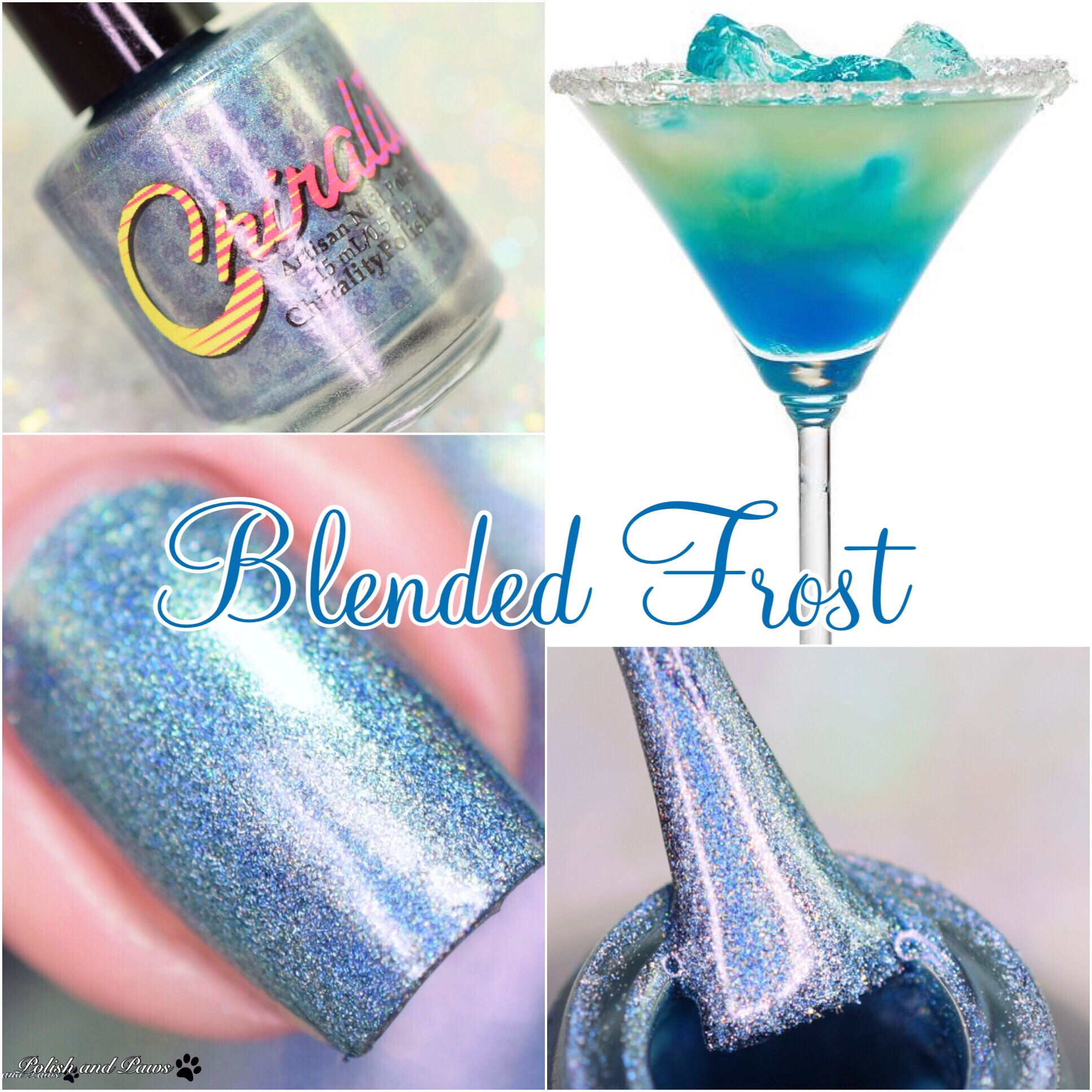 Chirality Polish Blended Frost