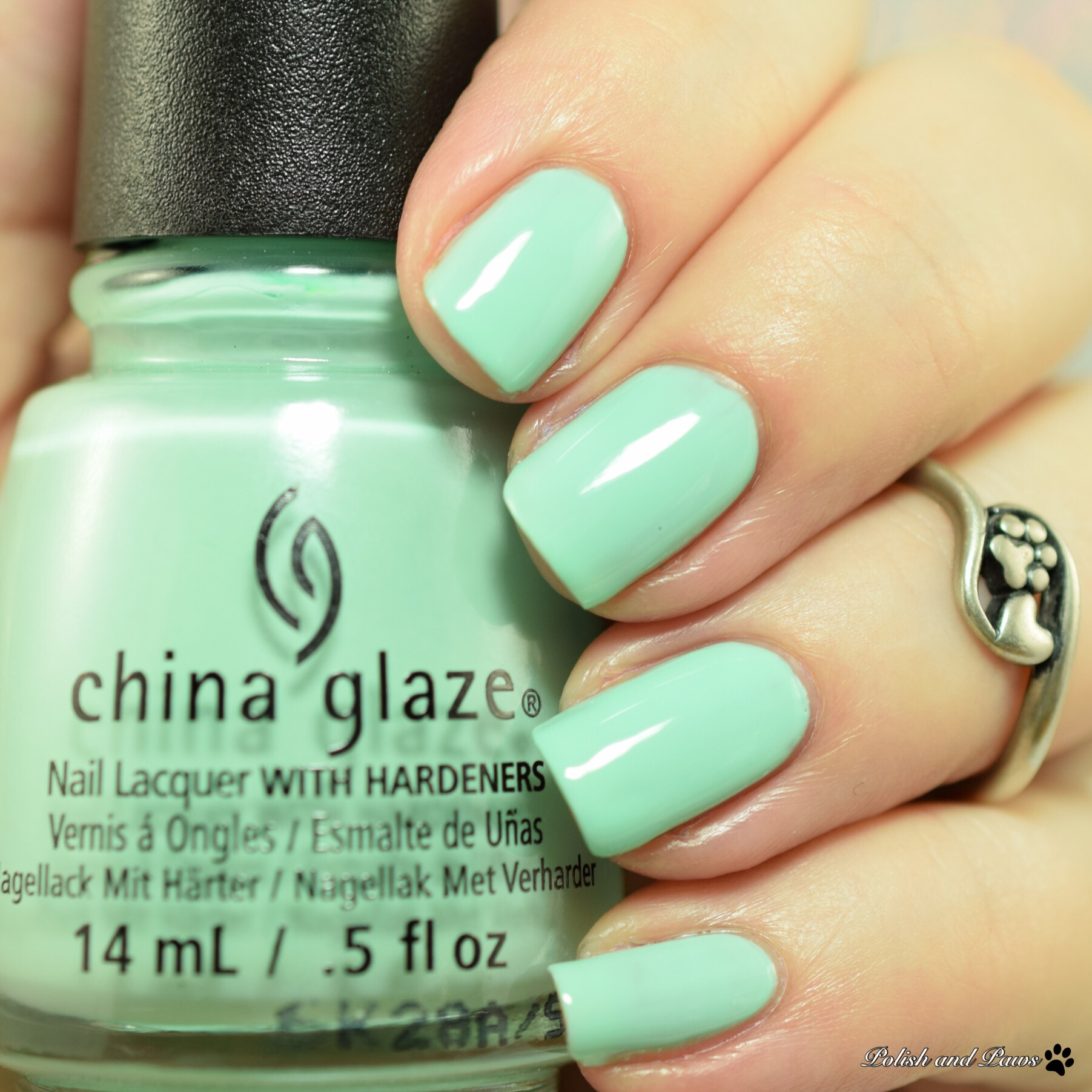 China Glaze All Glammed Up