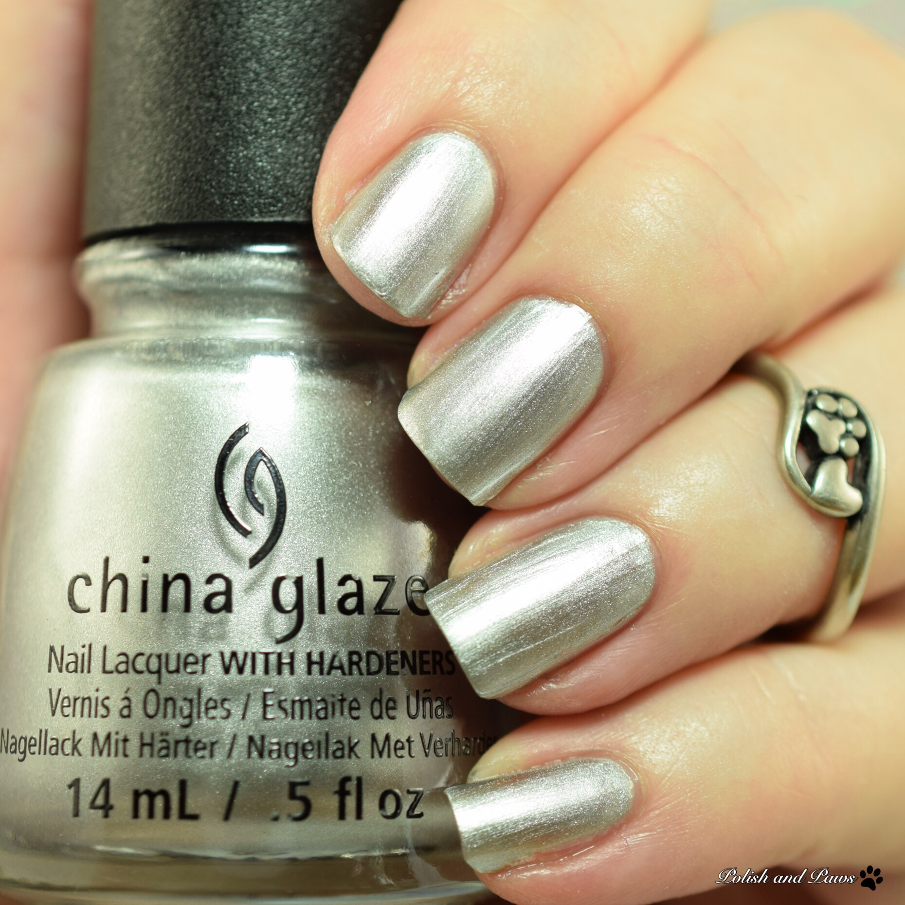 China Glaze Chroma Cool